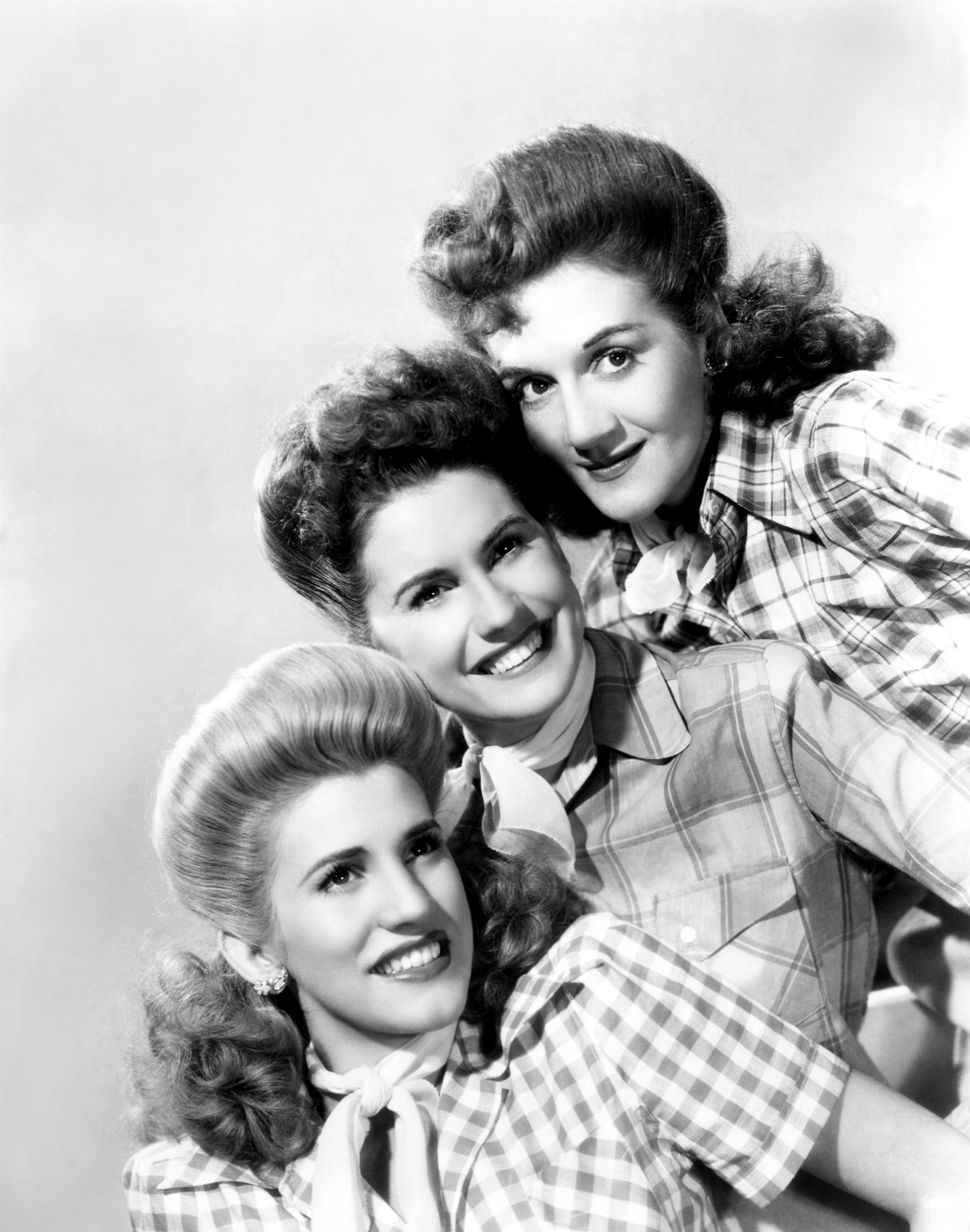 The Andrews Sisters - The Golden Hits Of The Andrews Sisters