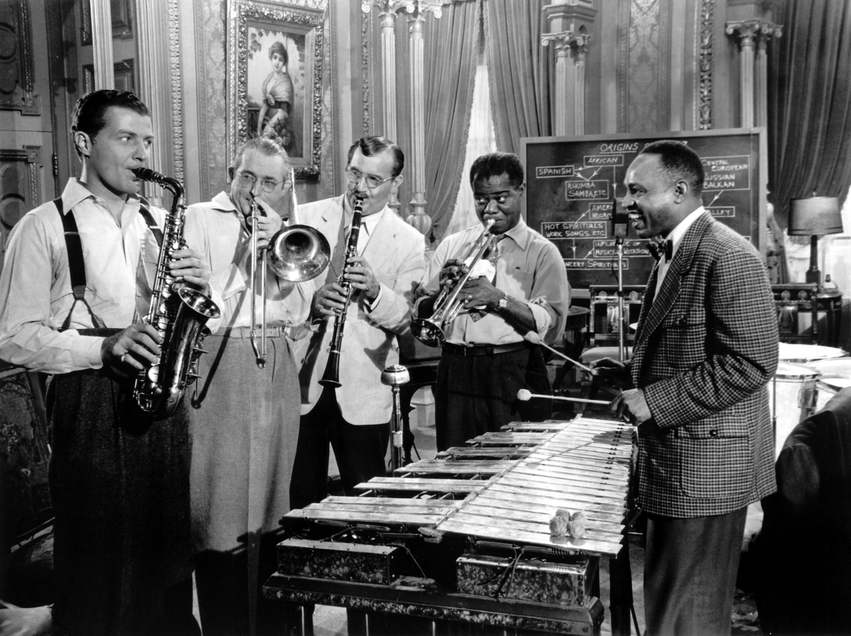 Tommy Dorsey And His Orchestra - The Night We Called It A Day / Another One Of Them Things
