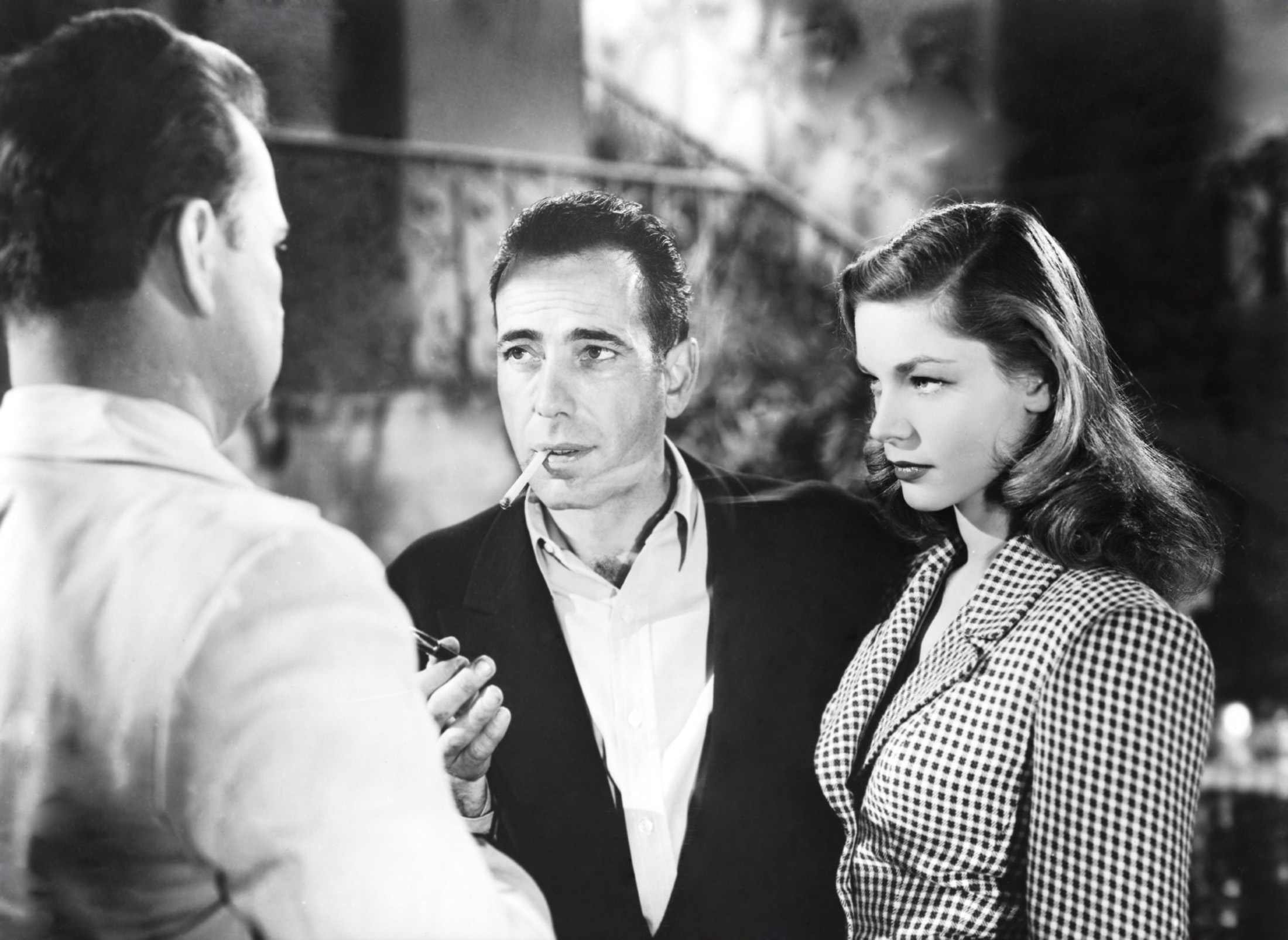 To have and have not for Lauren bacall married to humphrey bogart