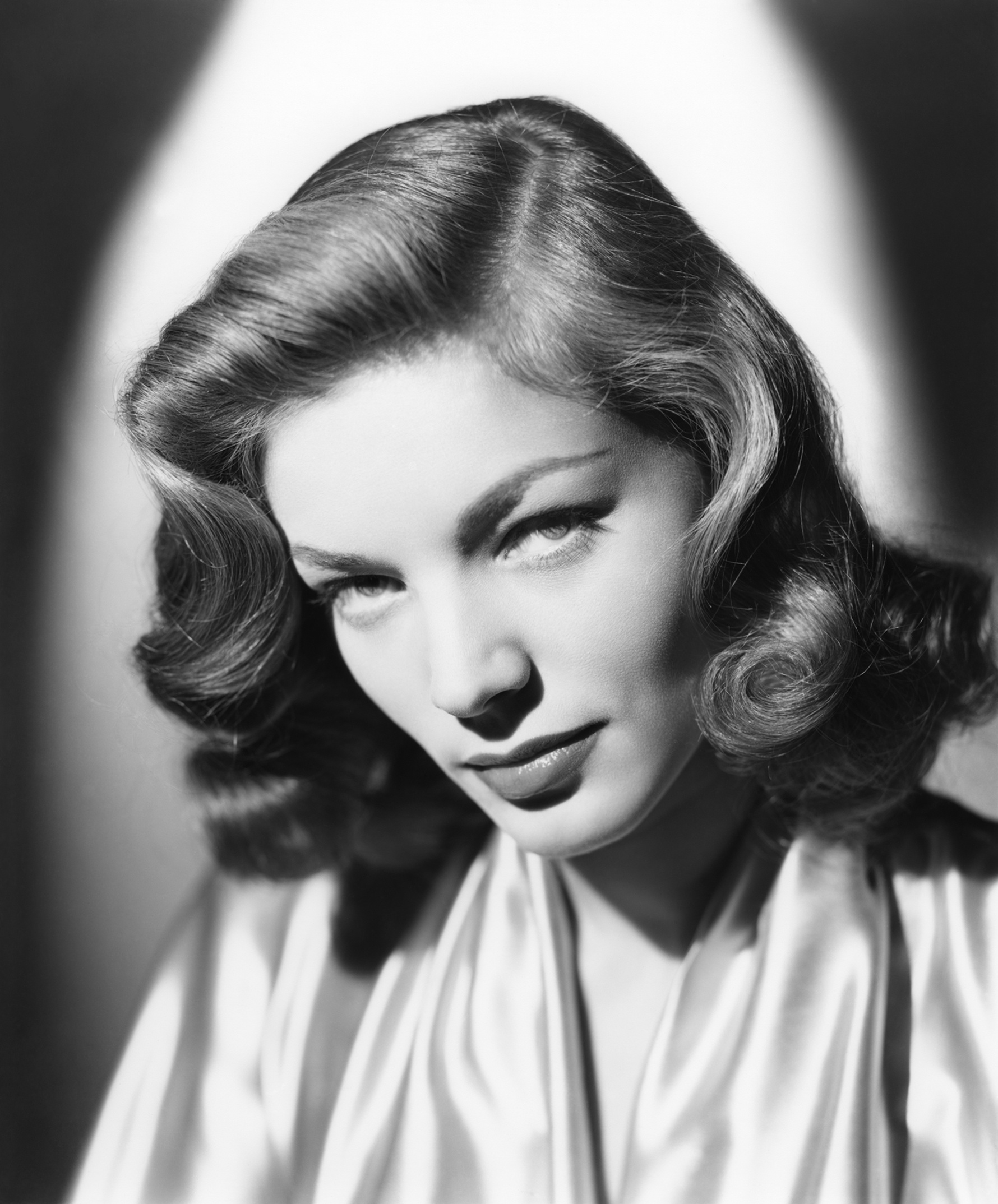 lauren bacall hair color