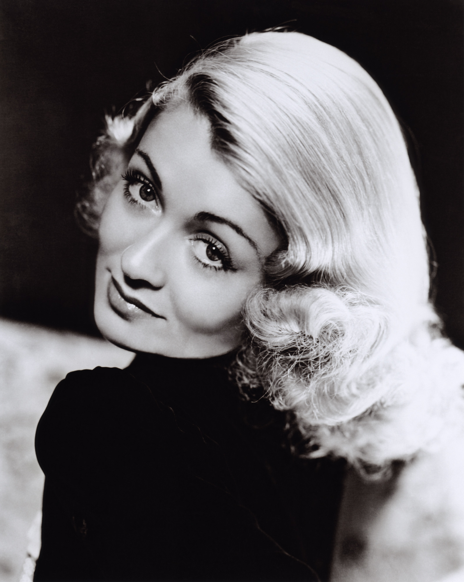 1930s Women's Hairstyles Long Hair