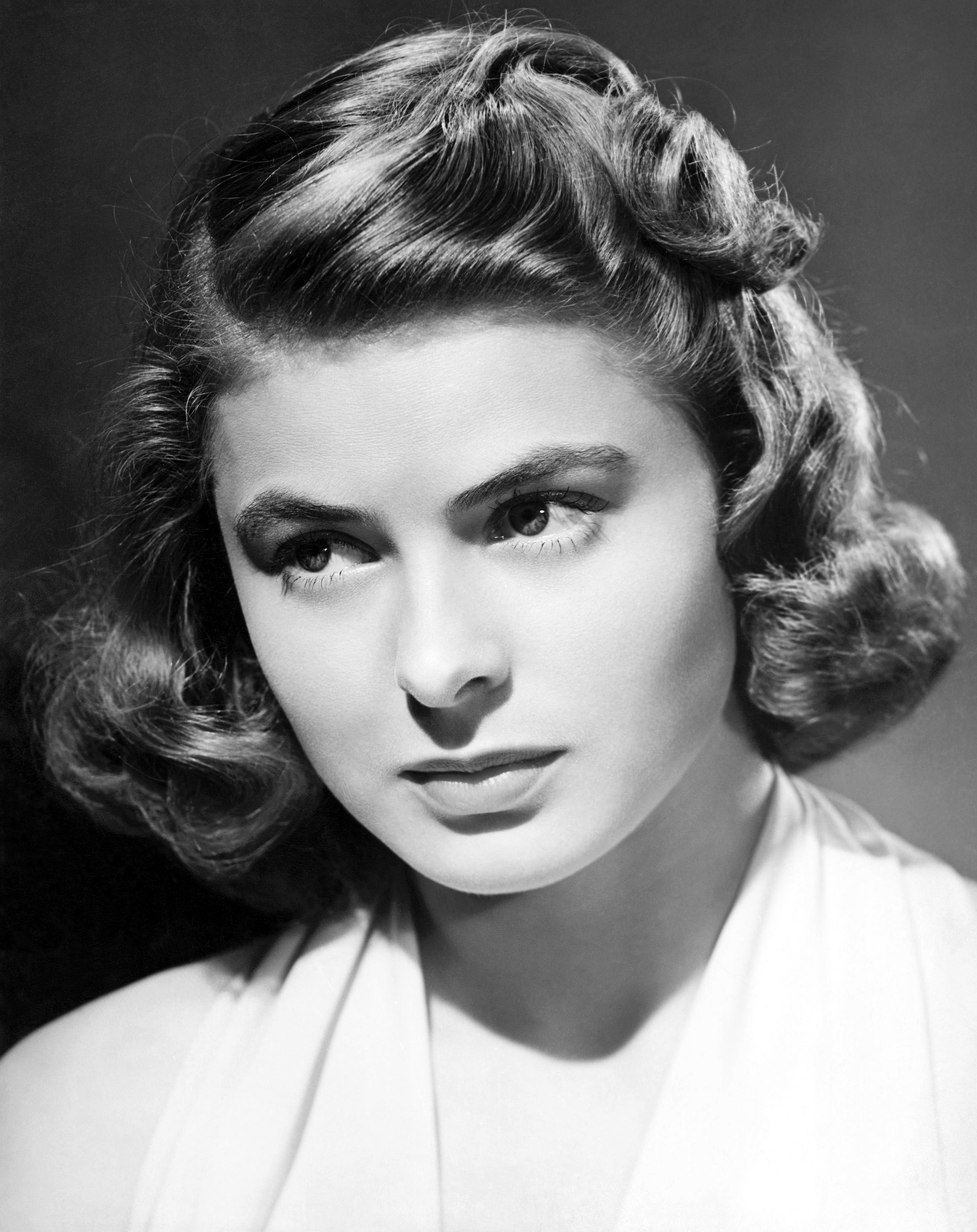 Inspired By Kelly Hairstyle Inspiration Ingrid Bergman