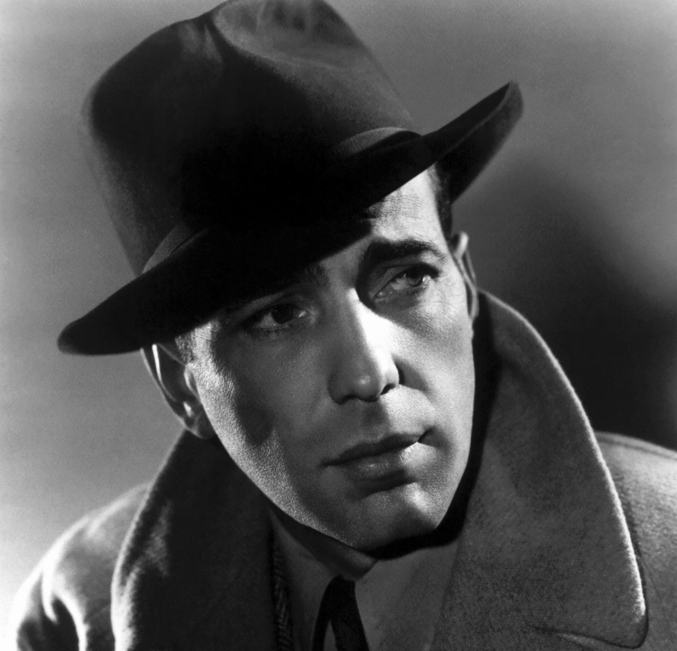 Humphrey Bogart - The Enforcer