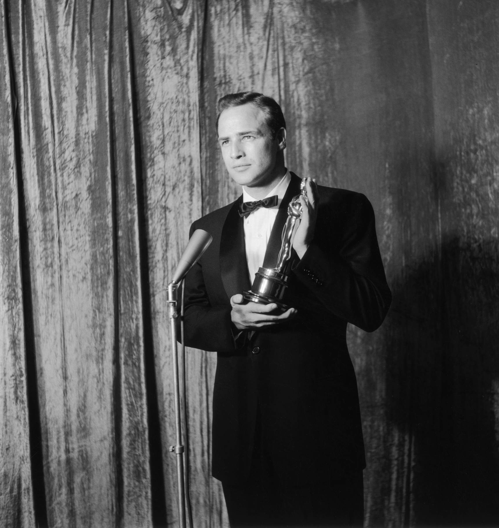 marlon brando The little-known story behind why the godfather of film, marlon brando, refused to accept his 1973 oscar.