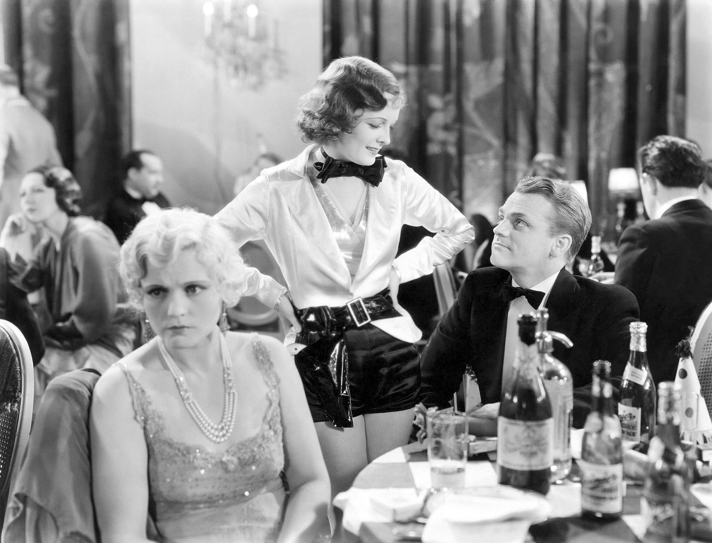 James Cagney & Virginia Bruce Publicity still from