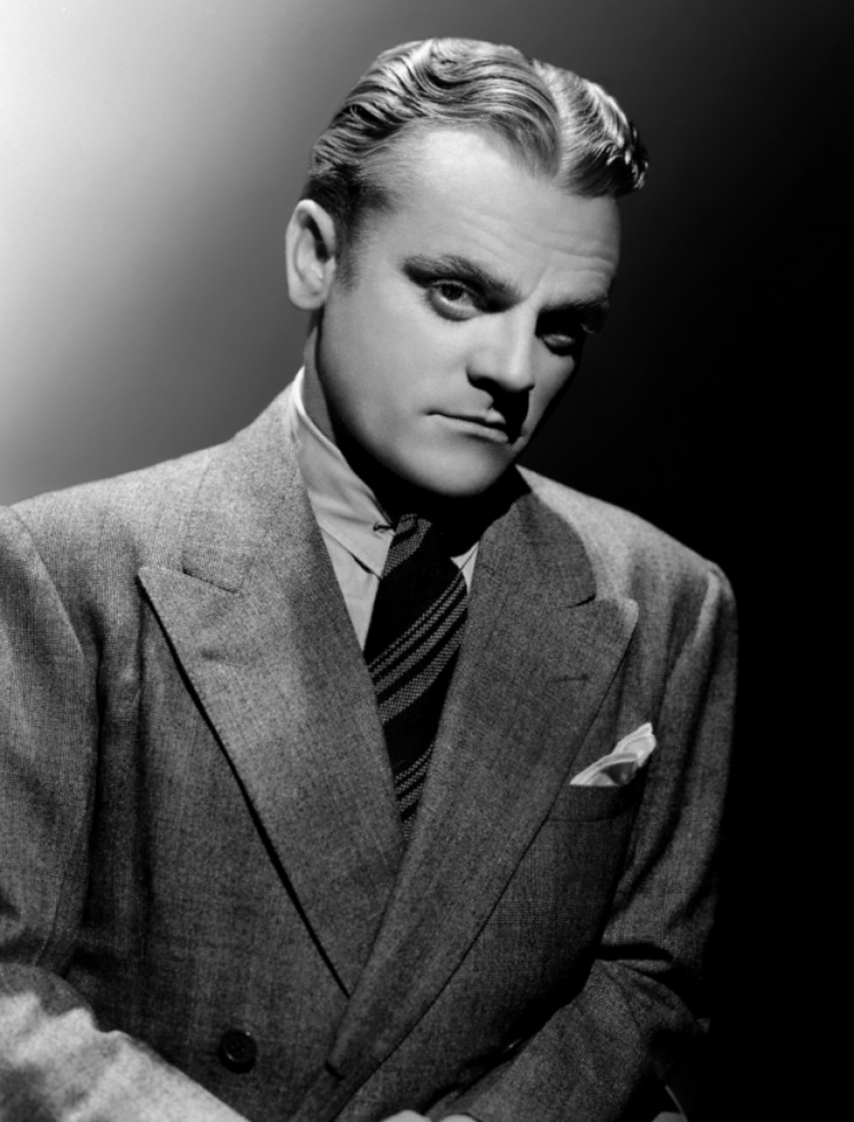 Walter Huston Rosemary Decamp Jeanne Cagney James Cagney Sepia Version 29