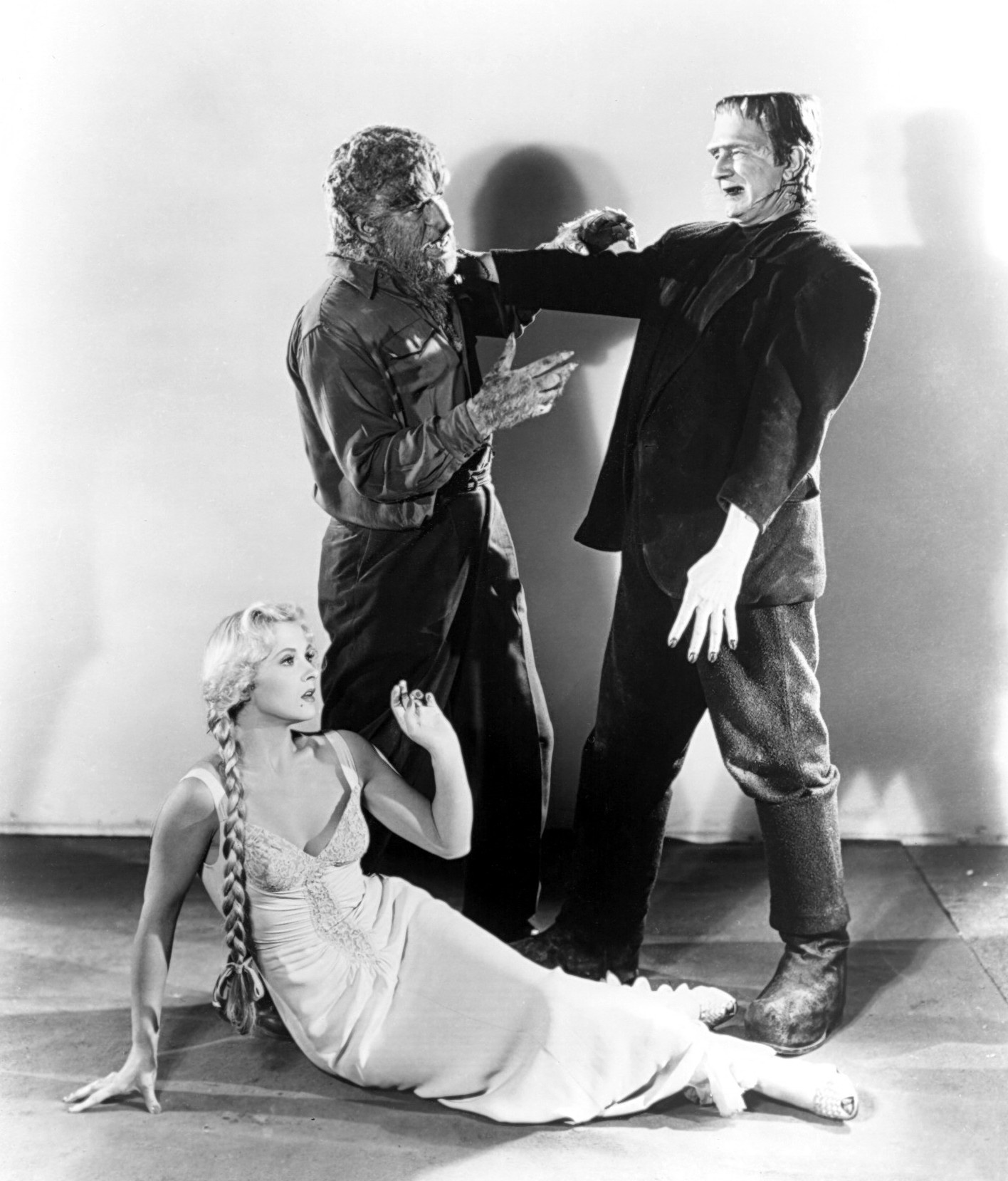 Frankenstein meets the wolfman 1943 online