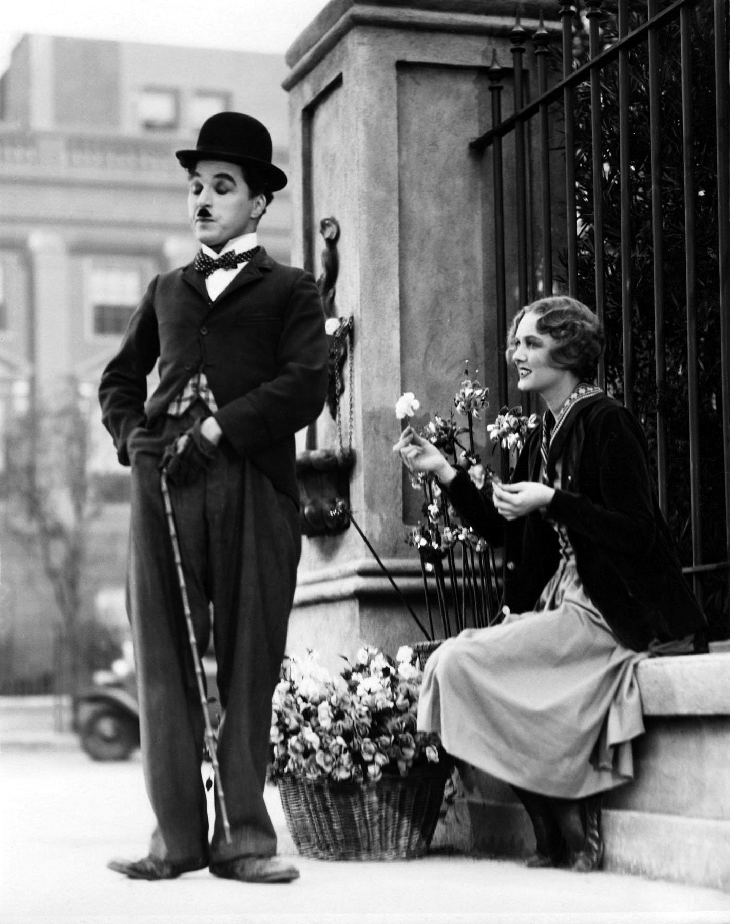 Charles Chaplin - Photo Colection
