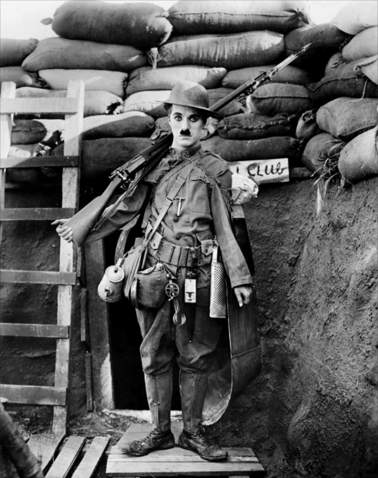 Charles Chaplin - Images Gallery