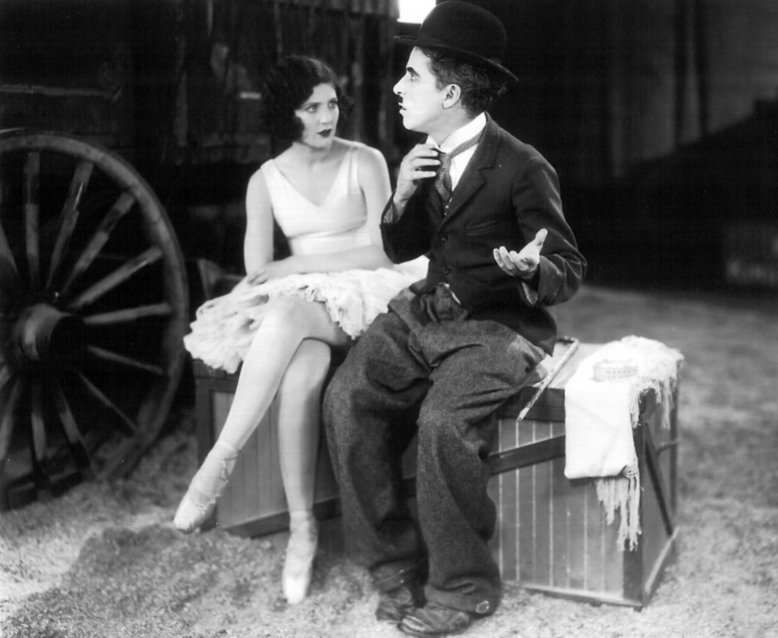 a review of charlie chaplin by mordaunt hall Watch video charlie chaplin's the champion  silent hall of fame is the only place where we actively work to bring back from oblivion  scanner internet archive.