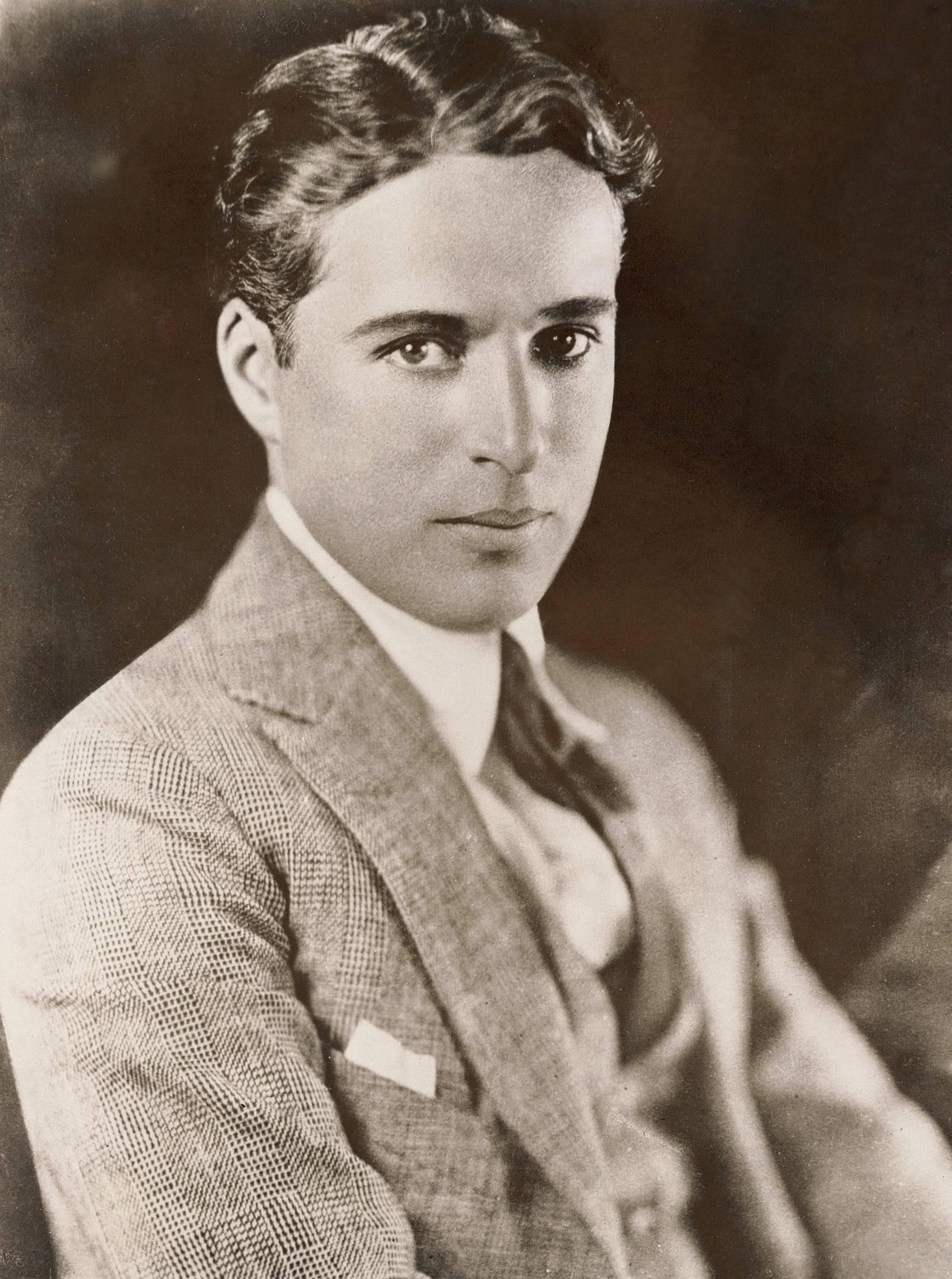 Charlie Chaplin-NRFPT