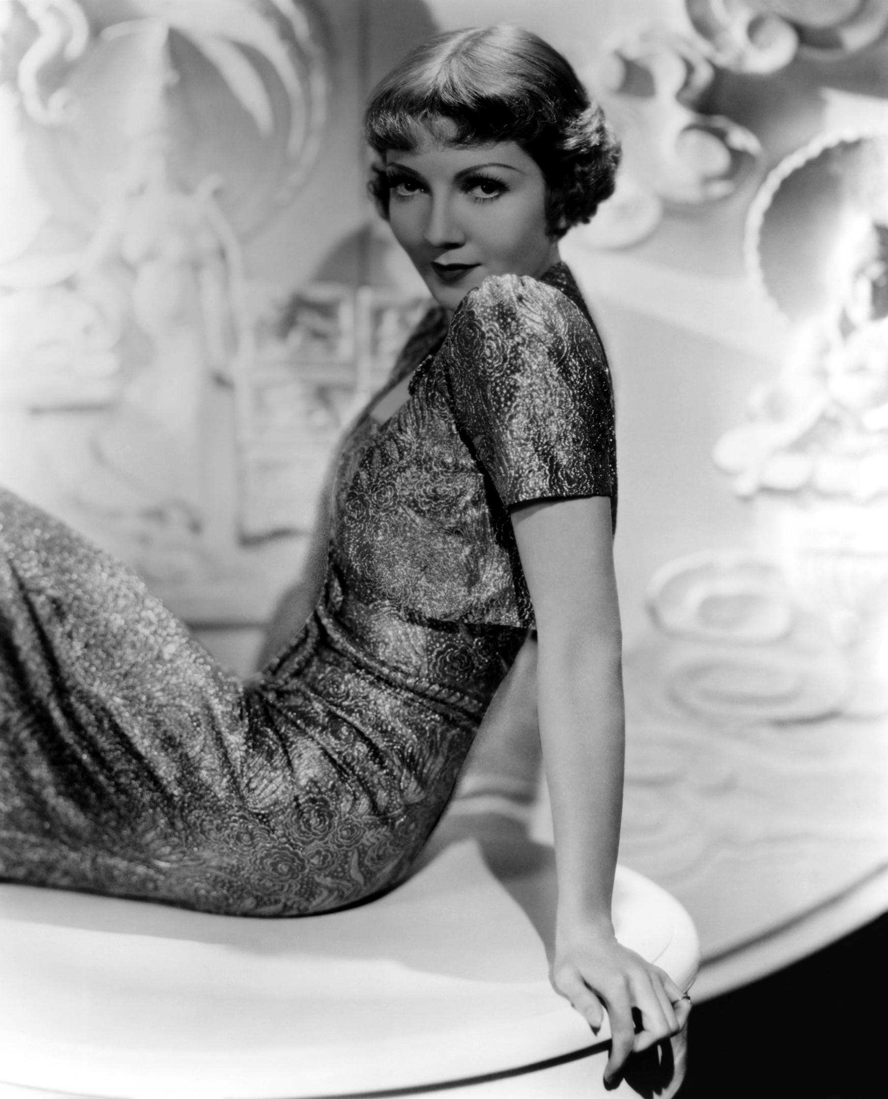 claudette colbert biography
