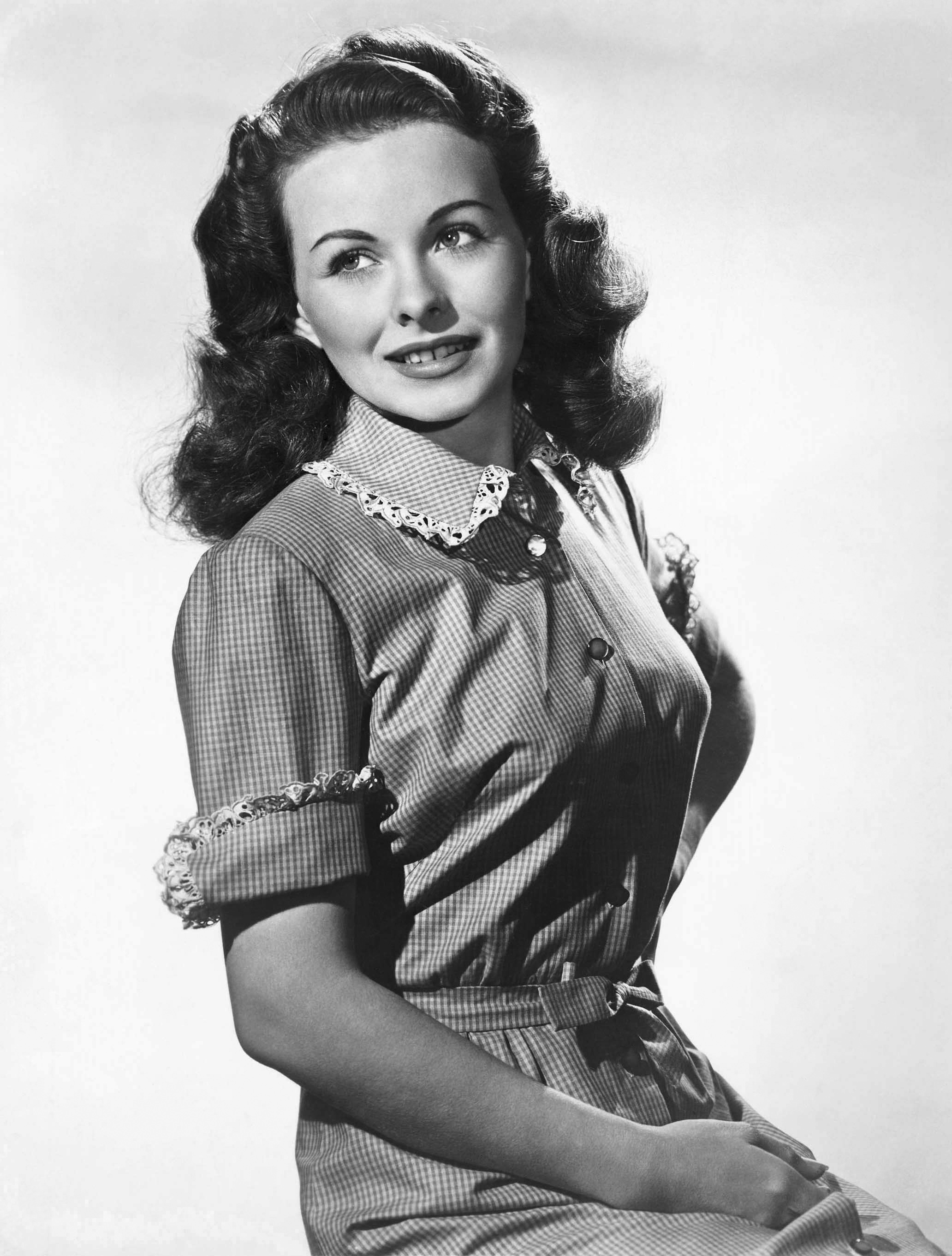 jeanne crain interview