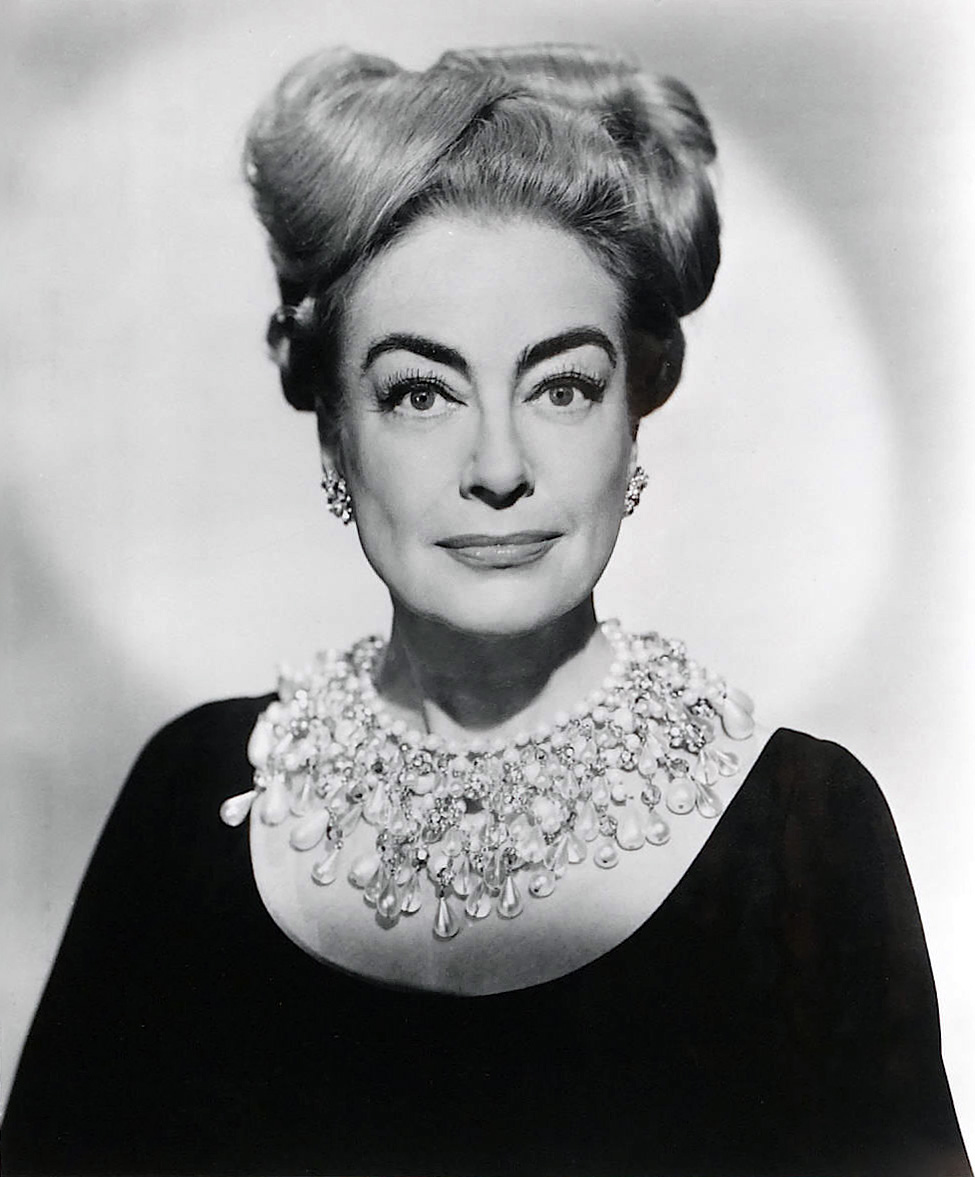 Joan Crawford NRFPT - 2015 Hairstyles