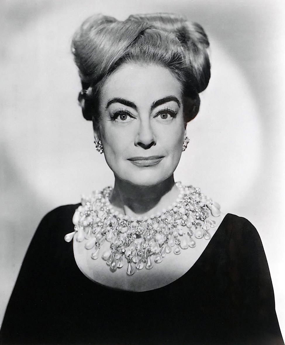 Joan Crawford NRFPT - 2015 Hairstyles