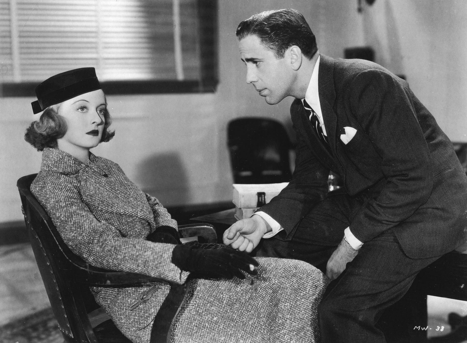 Marked woman bette davis humphrey bogart 1937