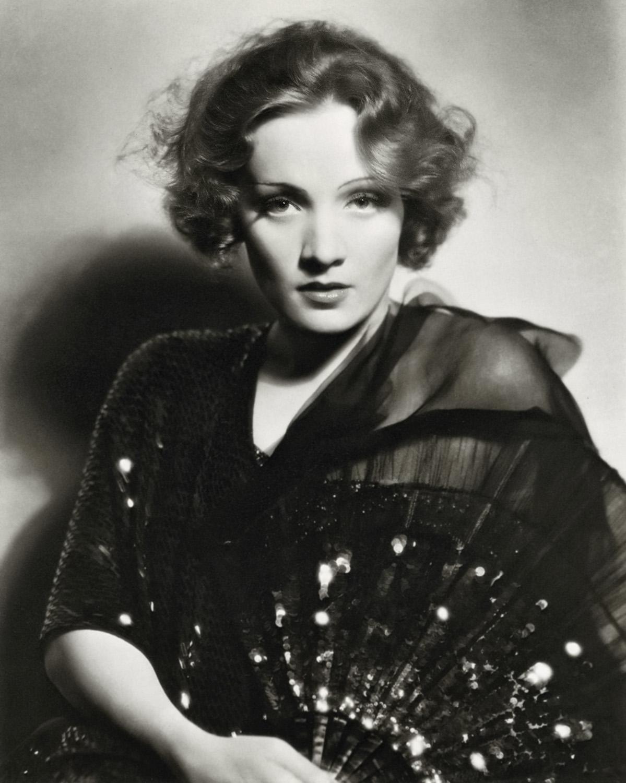 Marlene Dietrich - Ritratto Di...