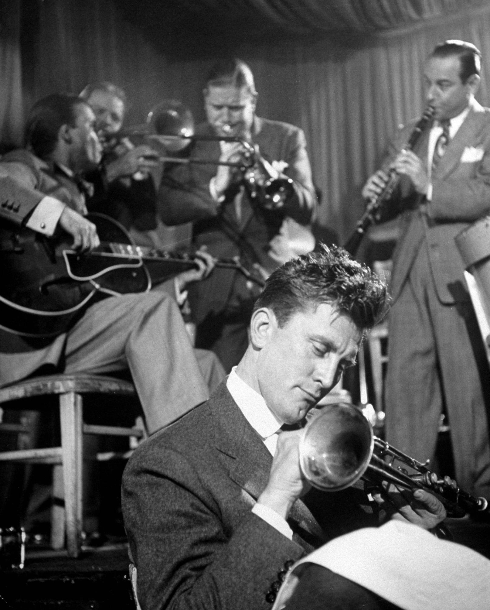 Resultado de imagen de Young Man with a Horn