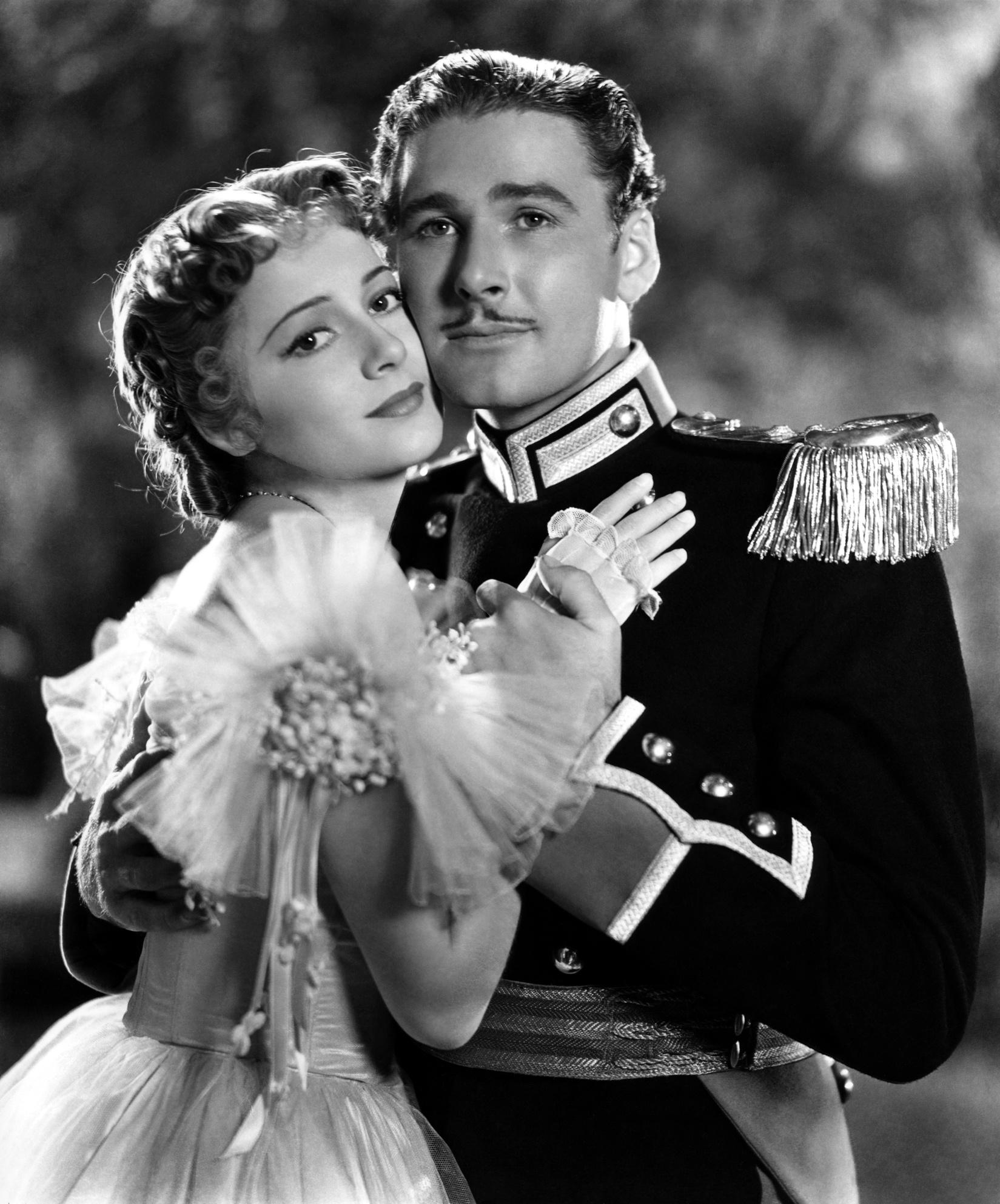 Charge of the Light Brigade, The (1936) Errol Flynn Olivia De Havilland