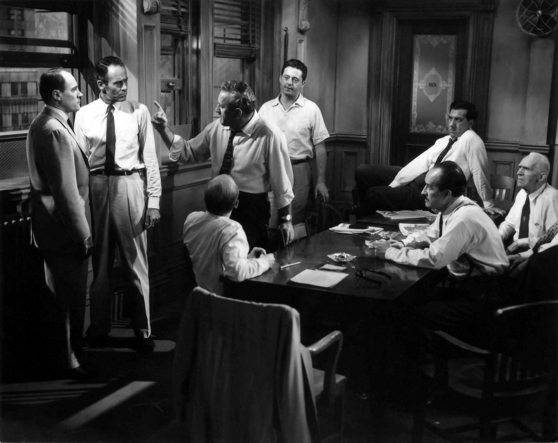 12 angry men reasonable doubt essay