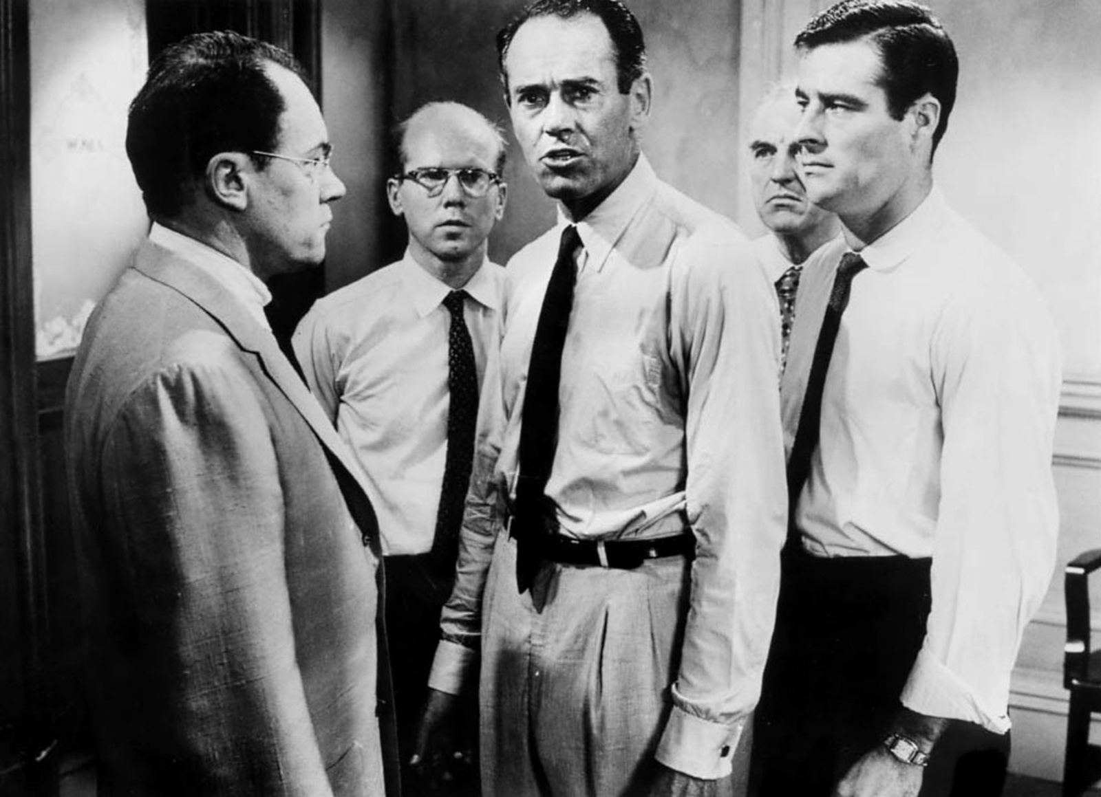 the major effect of the setting on the mood and conflict between the characters in twelve angry men  Watch movies and tv shows online watch from devices like ios, android, pc, ps4, xbox one and more registration is 100% free and easy.