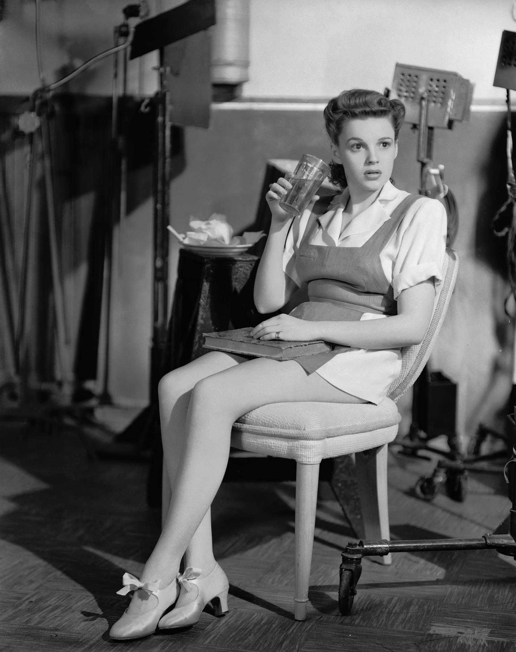 Judy Garland... Payton Lockhart