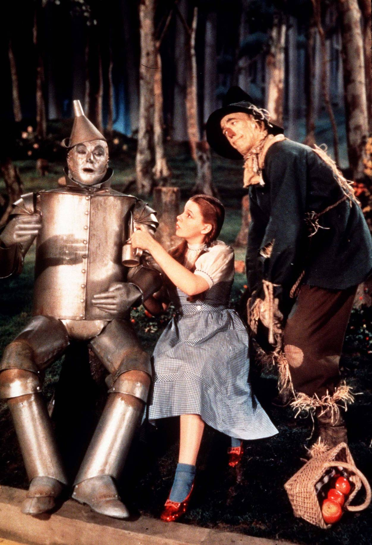 The wizard of oz alternate movie ending 9