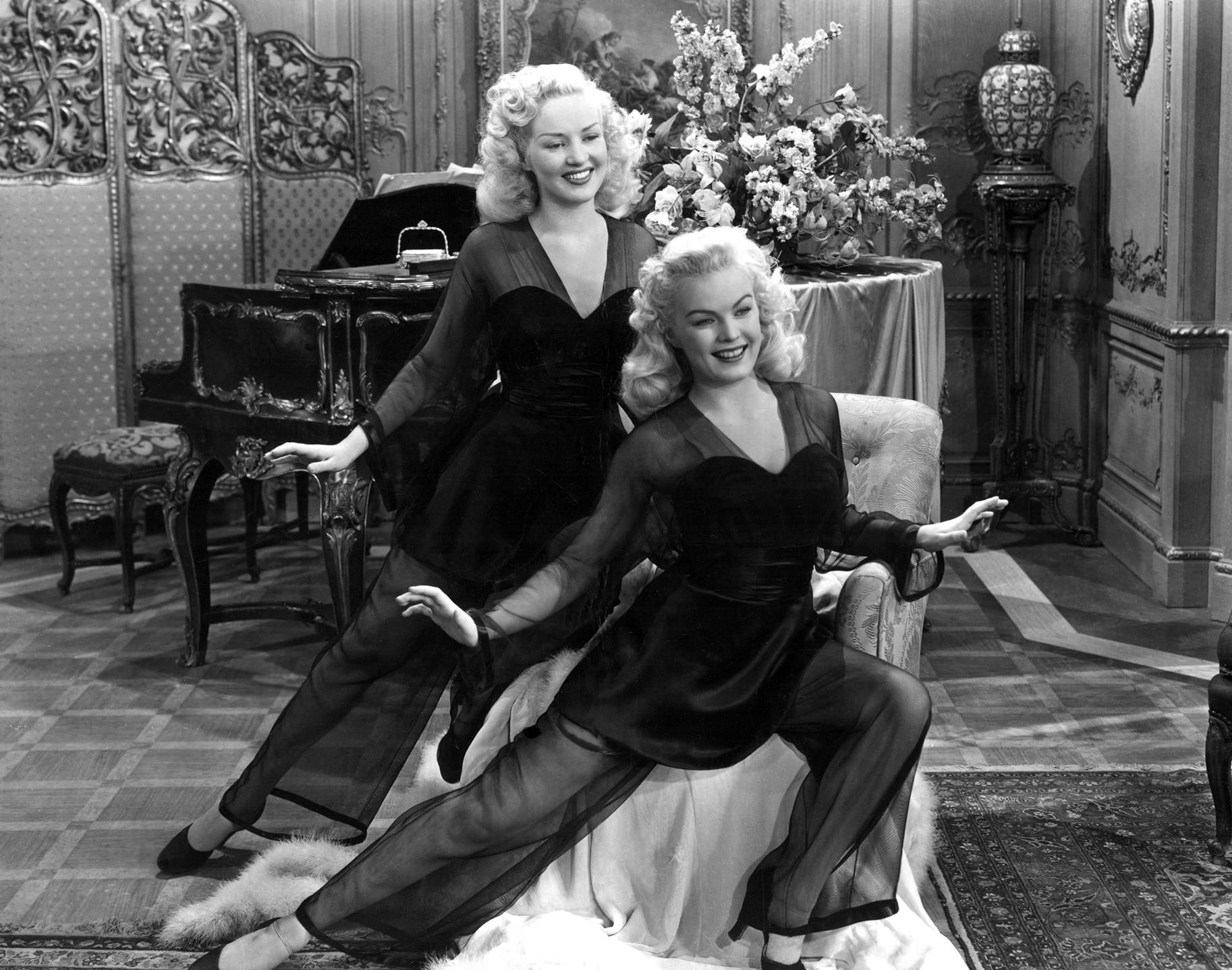 dolly sisters the