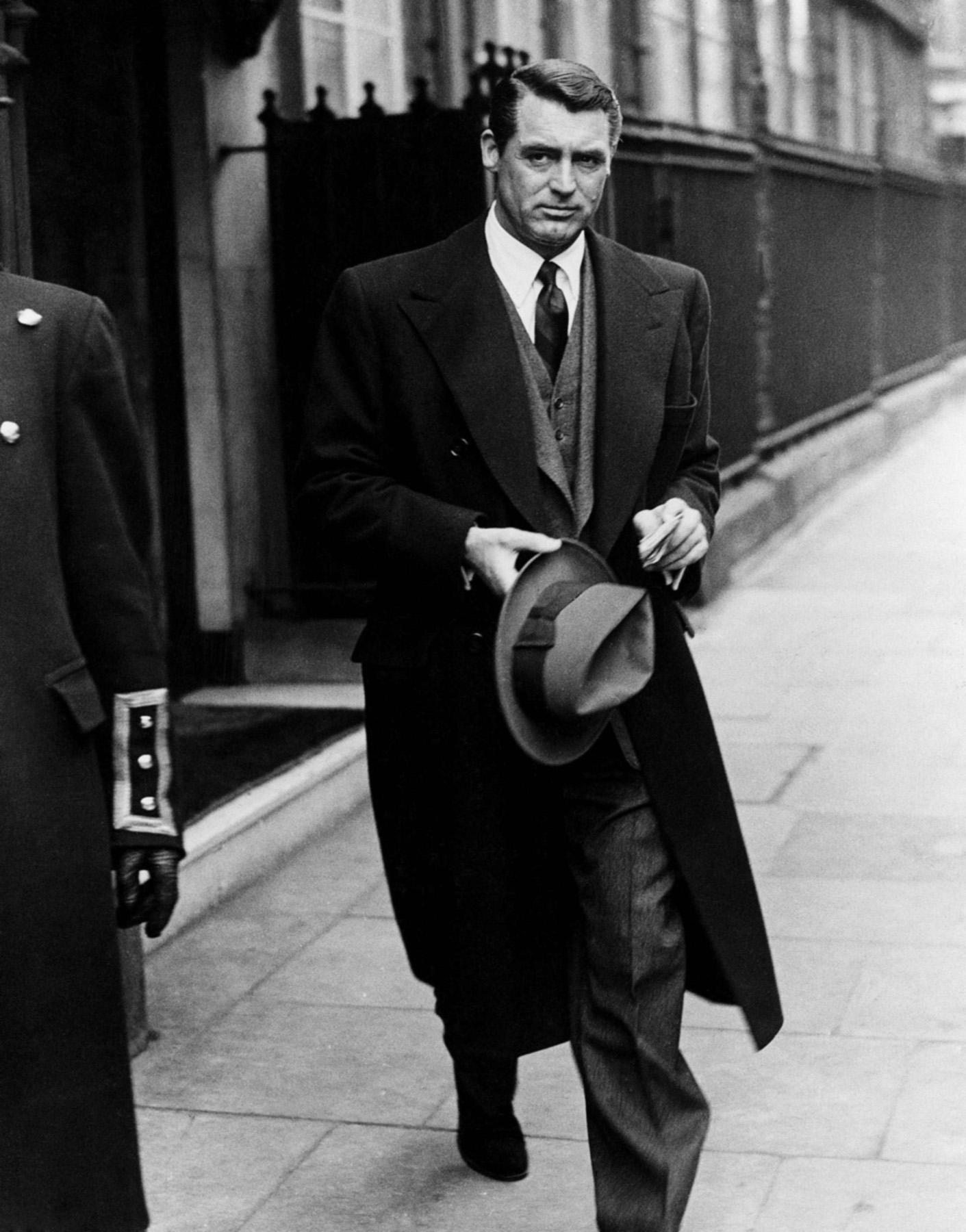 96624041 Eclectic Ephemera: Cary Grant - Style Icon