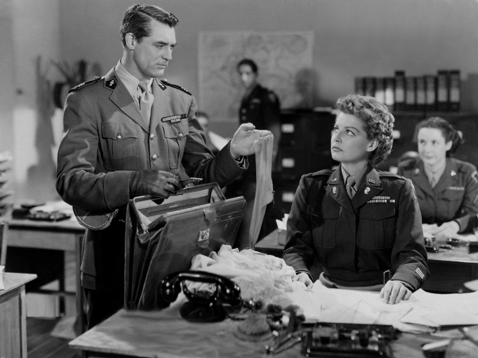 1000 images about i was a male war bride 1949 on for Cary grant first movie