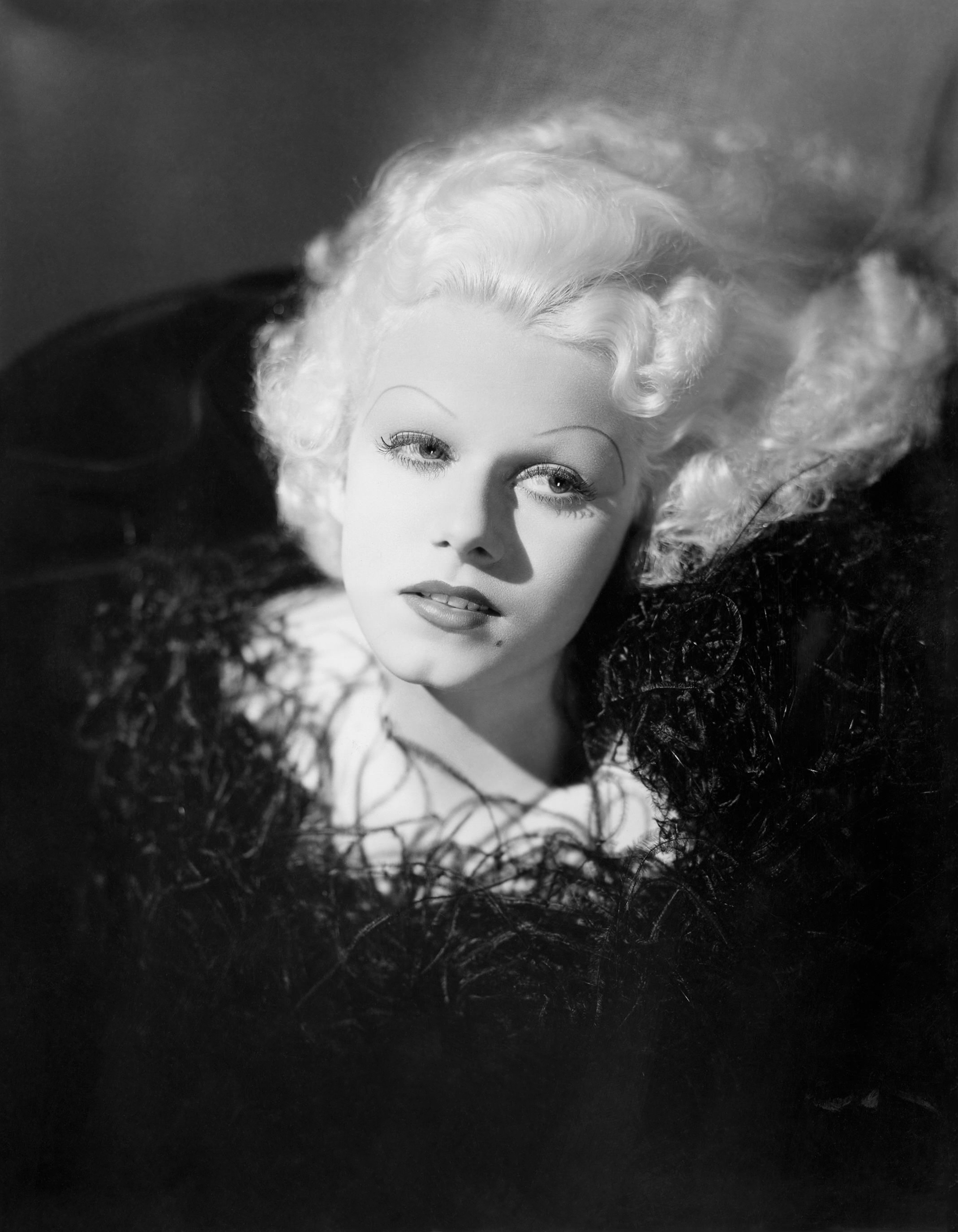 Jean Harlow - Wallpaper