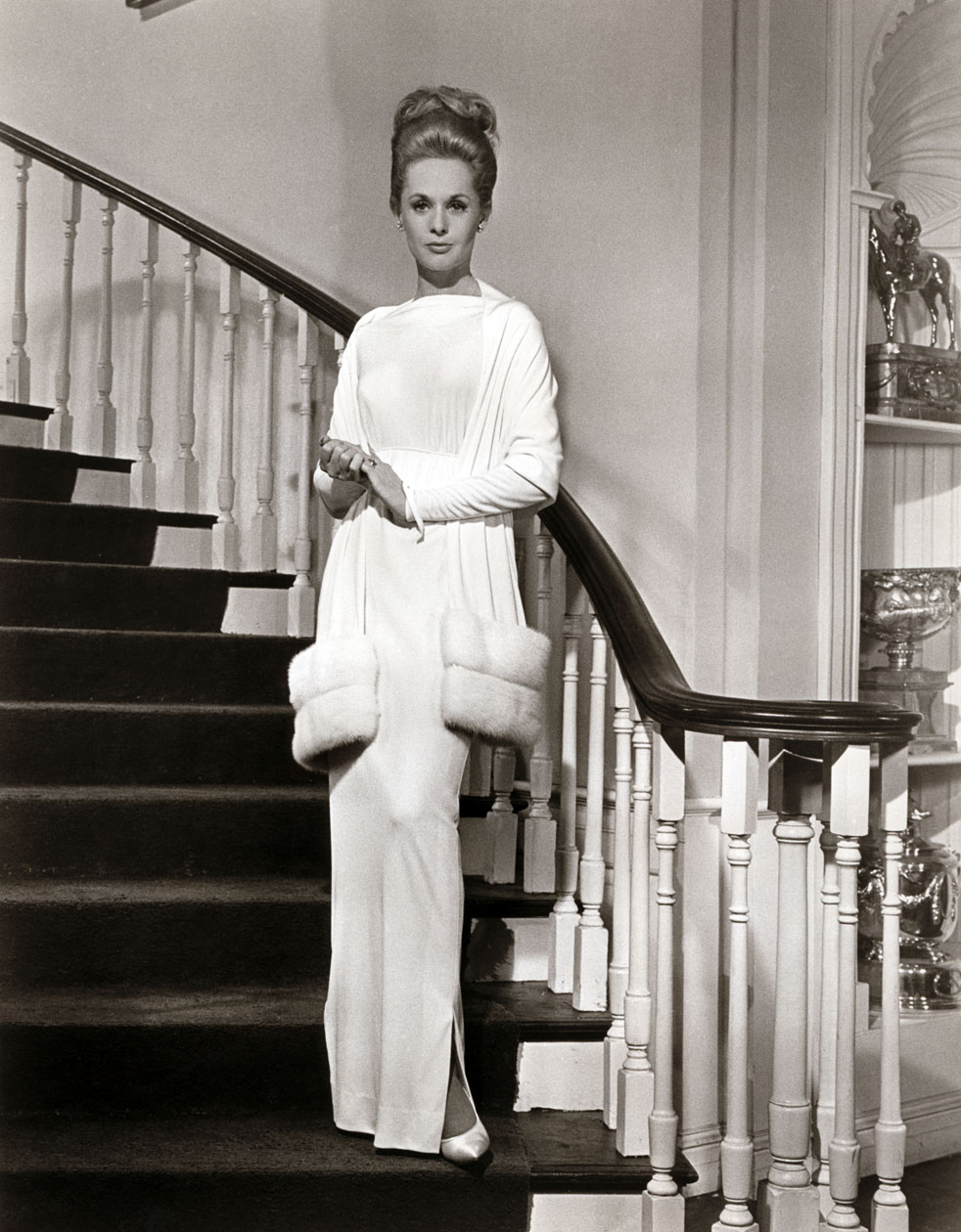 Tippi Hedren: Marnie | Style Crushes | Pinterest | Alfred, Mama ...