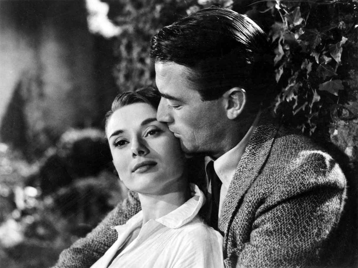 Roman holiday for Famous black and white christmas movies