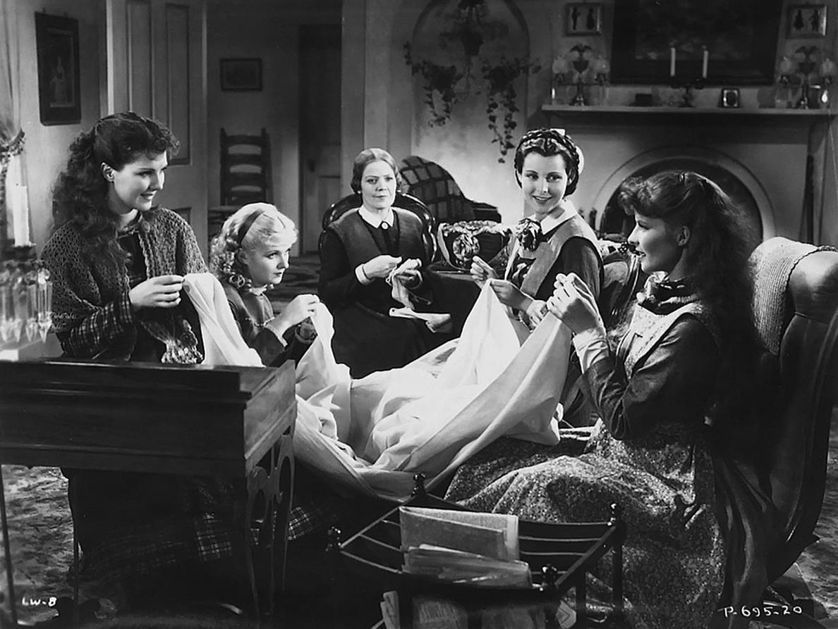 Resultado de imagem para little women 1933
