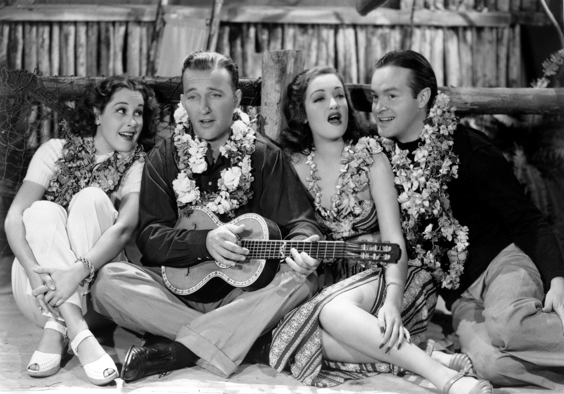 1940 road to singapore bob hope bing crosby collection
