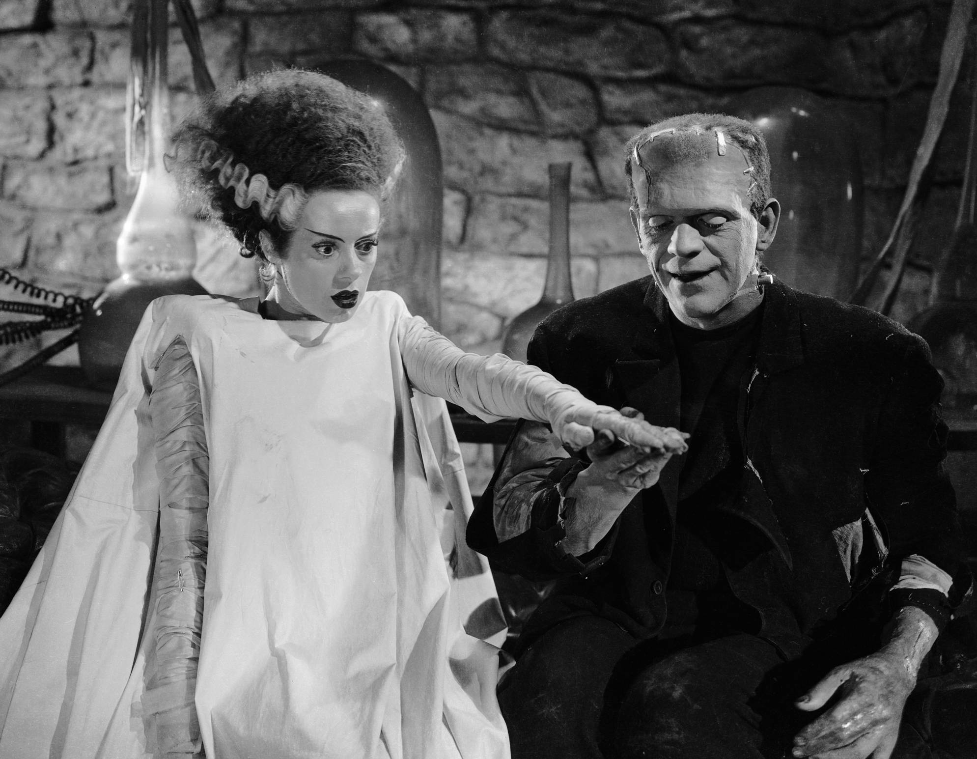 Reserved The Bride Of Frankenstein 38
