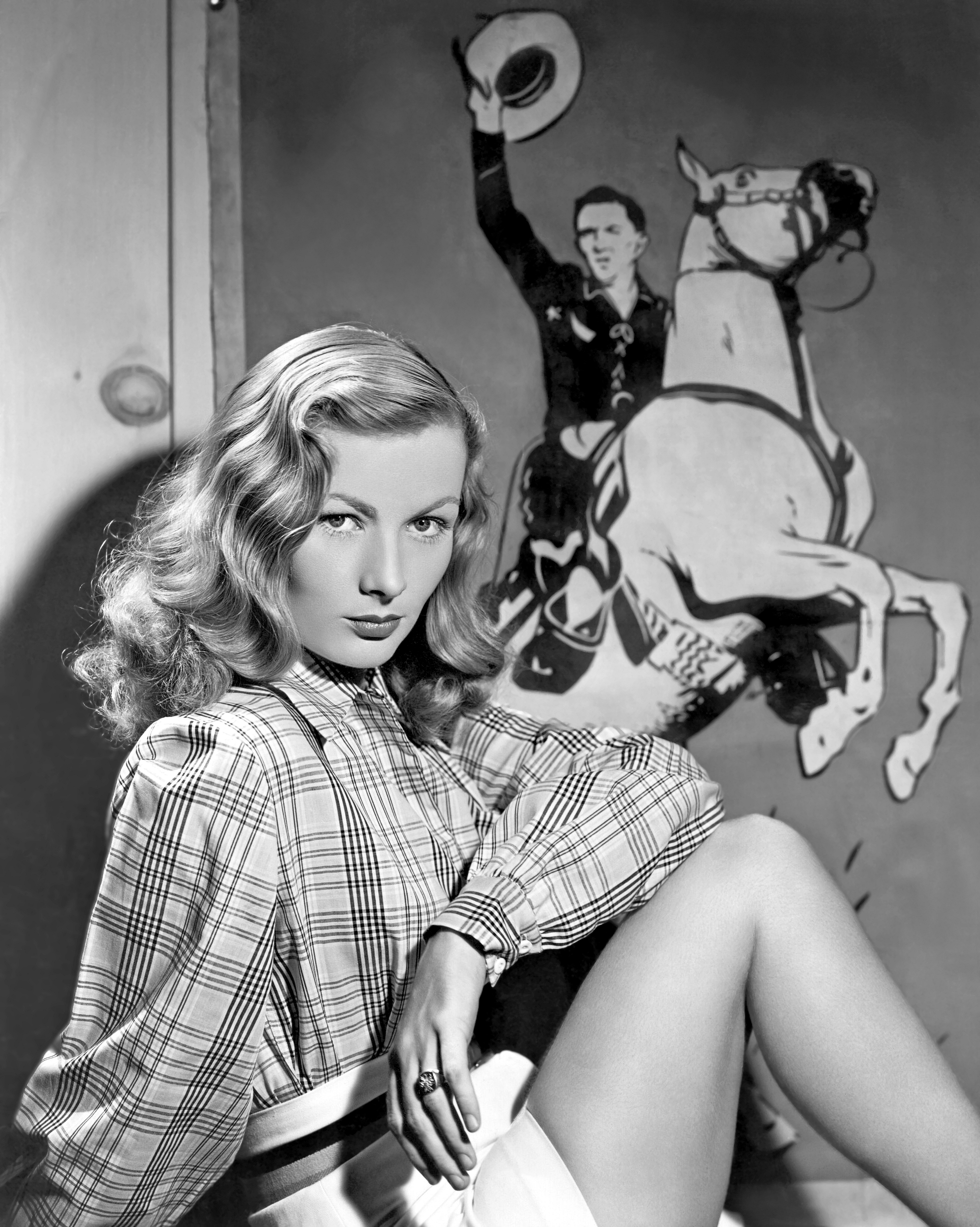 veronica lake airplane