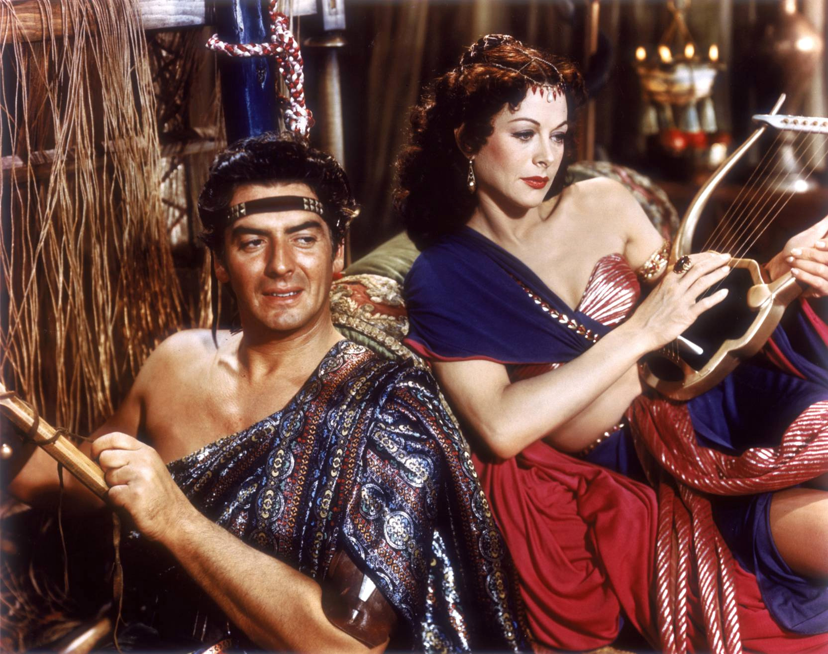 samson and delilah film essay