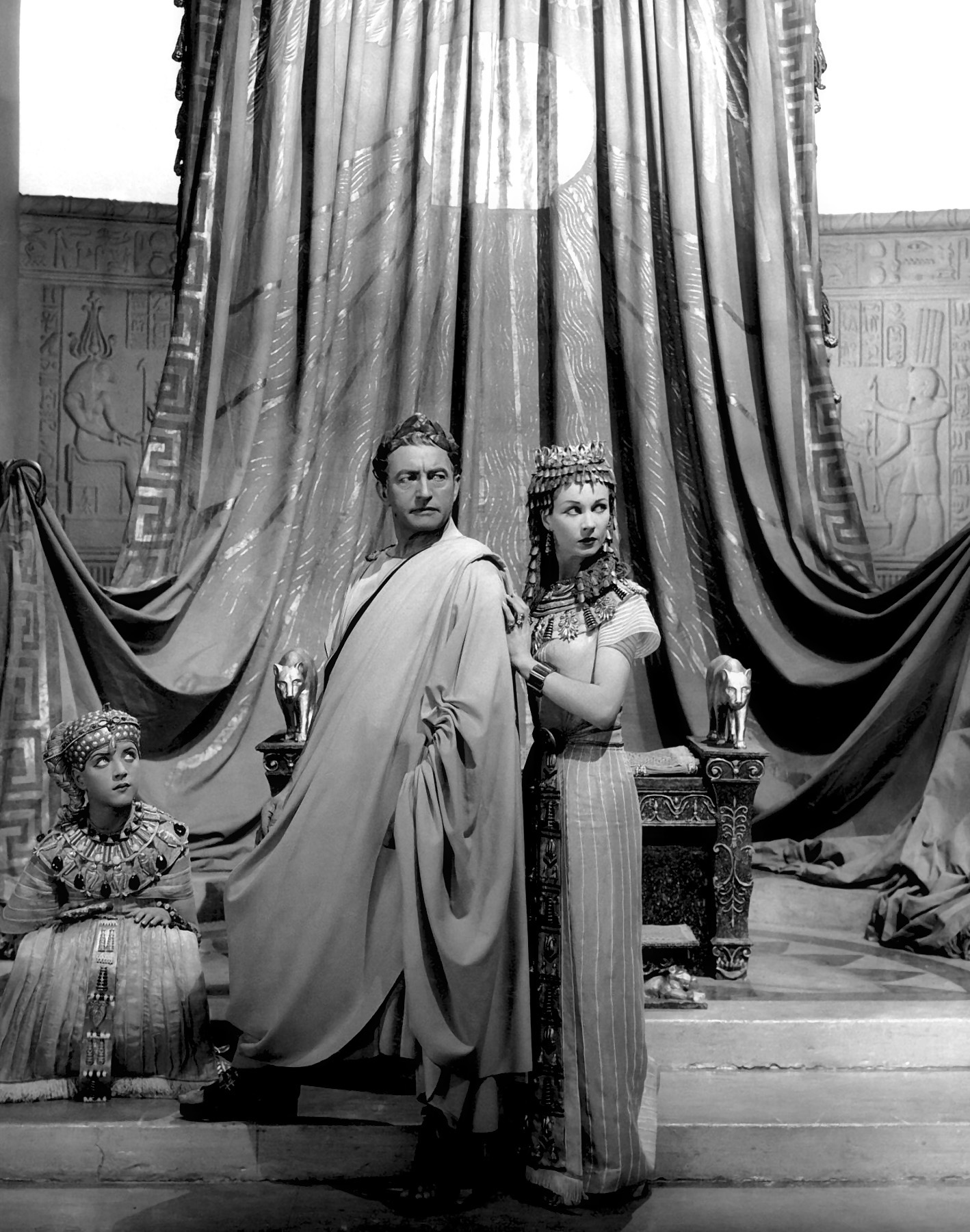 julius caesar and his relationship with cleopatra