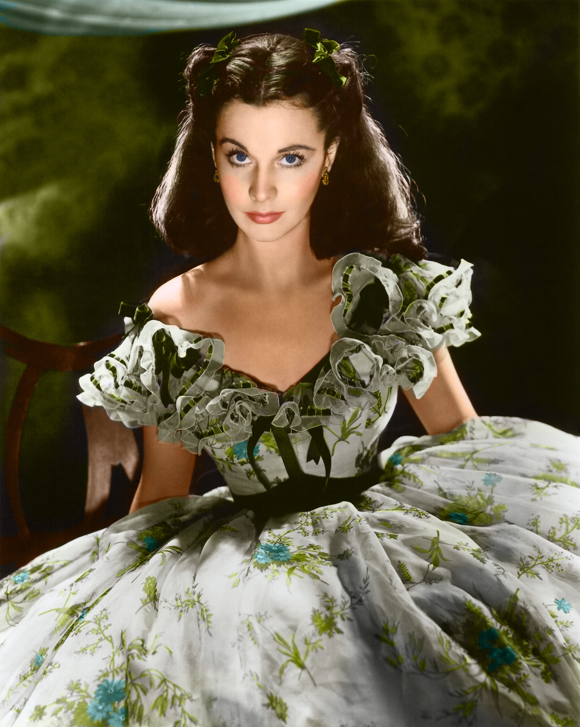 Vivian leigh for Who played scarlett o hara in gone with the wind