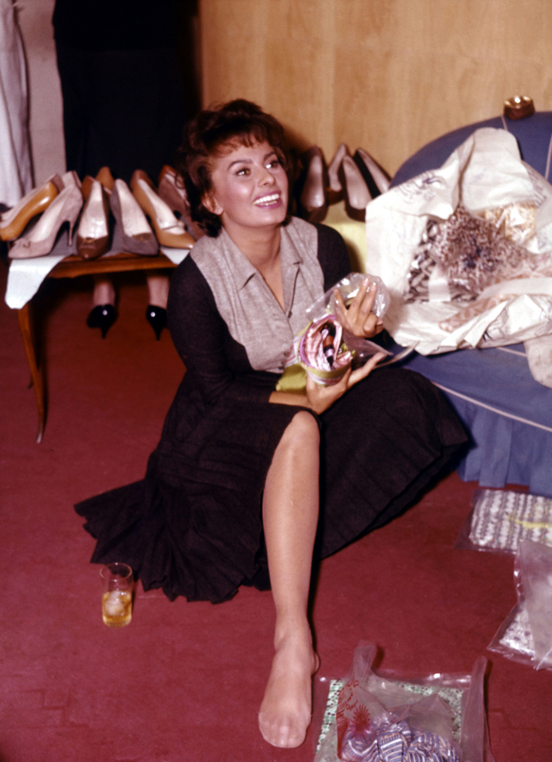 Sophia Loren Nrfpt