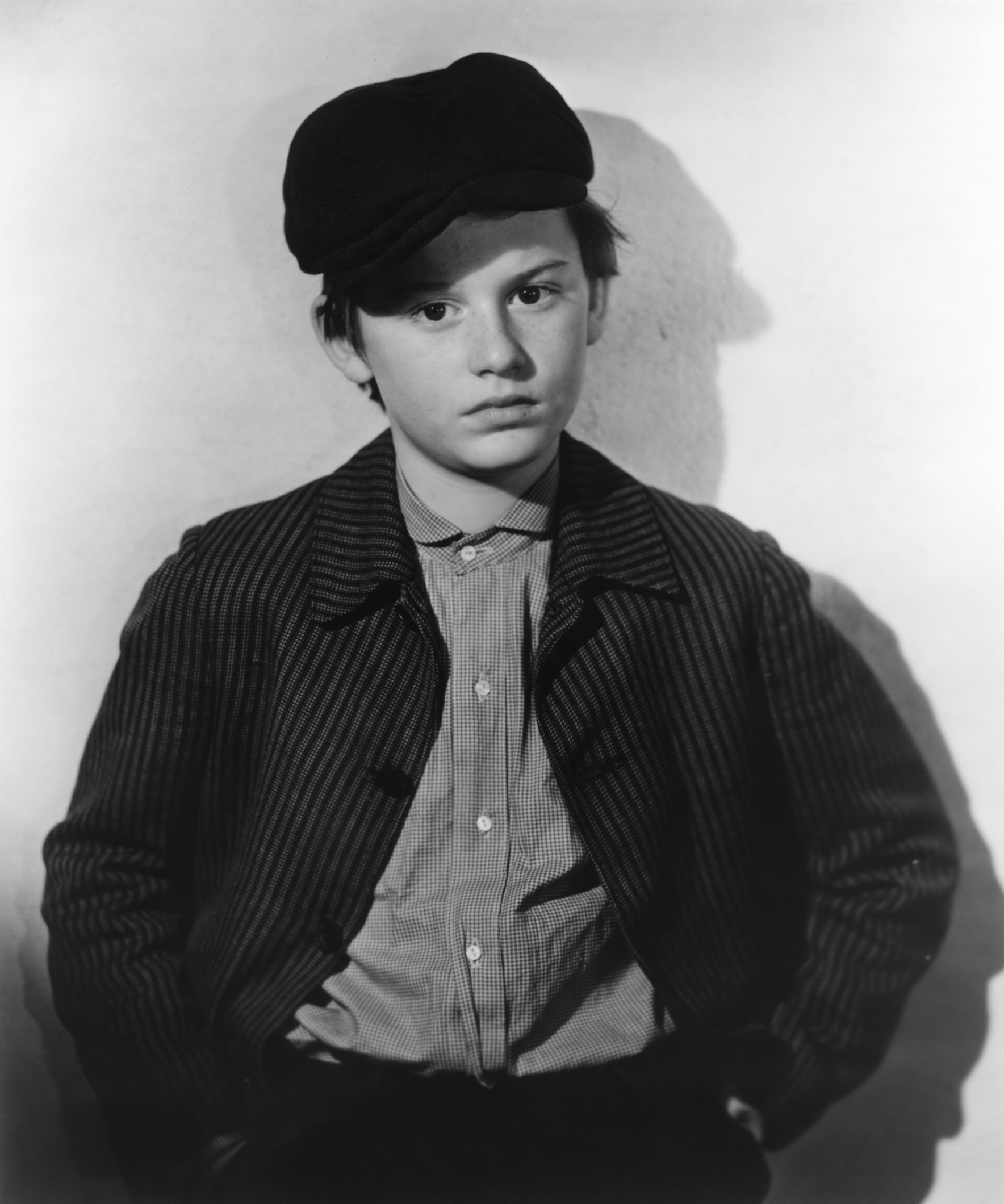 Image result for roddy mcdowall as a boy