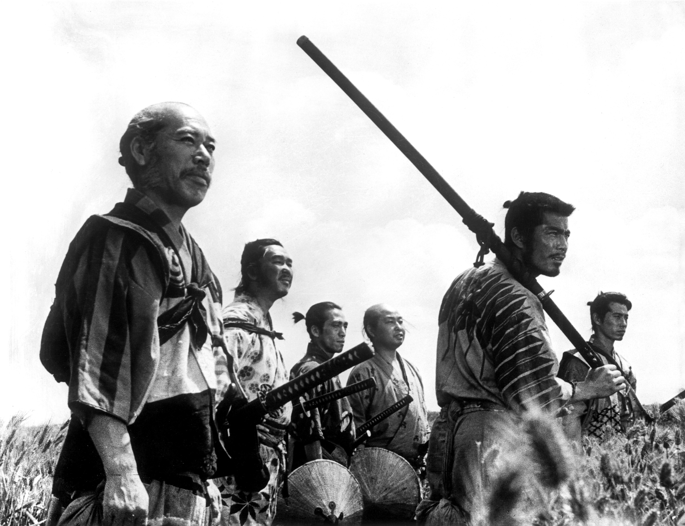 a comparison of the seven samurai by akira kurosawa and the megnificent seven by john struges Comparison with a comparison of the seven samurai by akira kurosawa and the megnificent seven by john struges seven samurai would match the cowboys with  for a better experience on mubi.