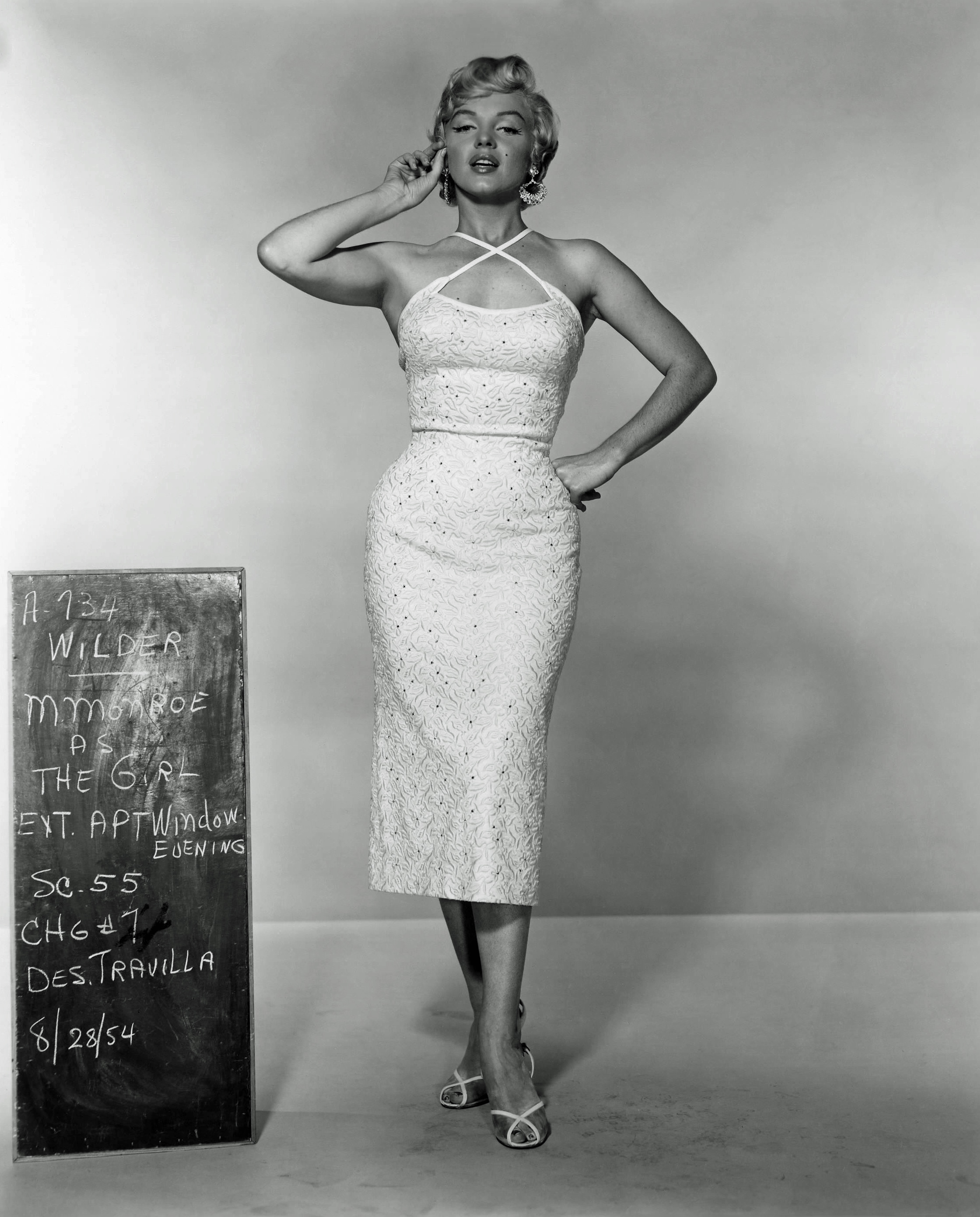 Marilyn Monroe Body Weight