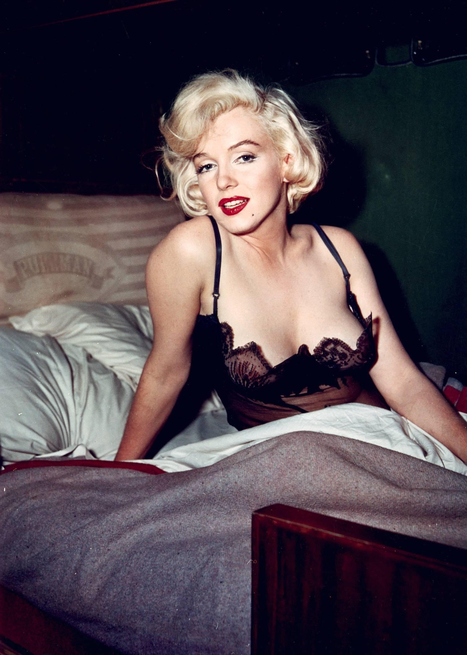 Marilyn nude Nude Photos 82