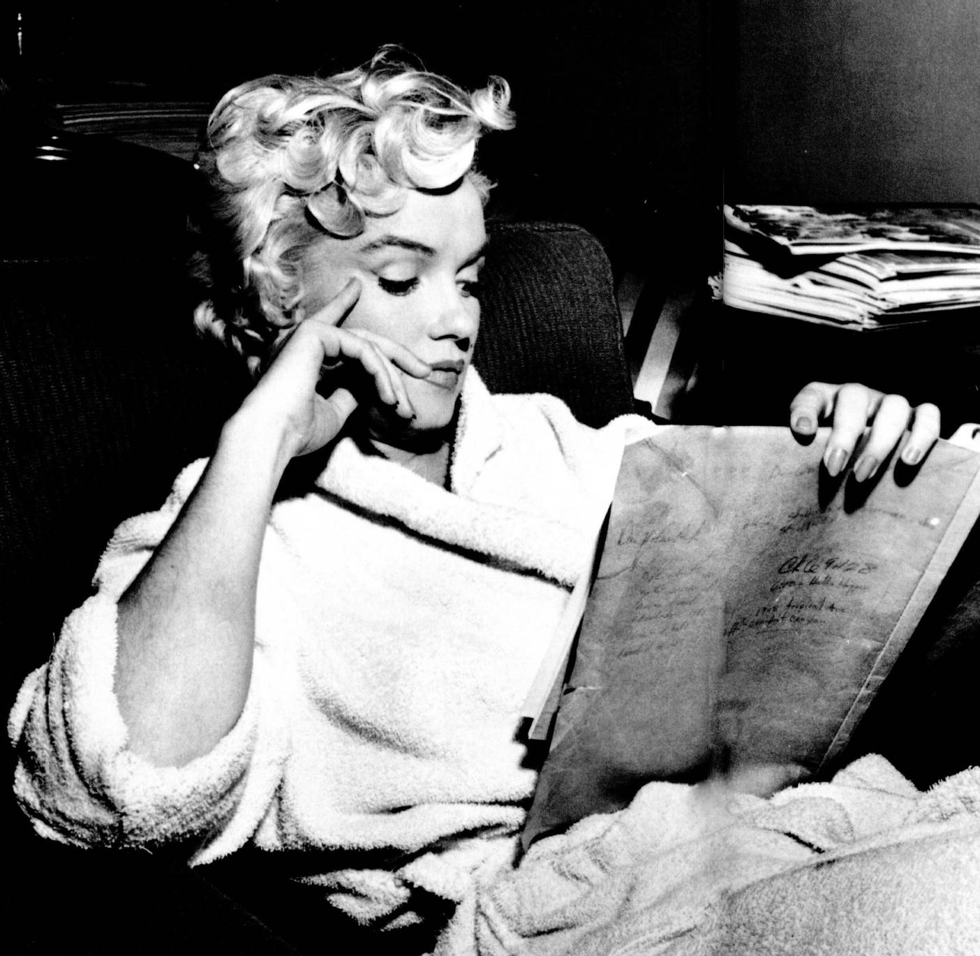 a biography and life work of marilyn monroe an american movie actor Edited version of last talk with a lonely girl: marilyn monroe by richard meryman, first published in life magazine, august 17 1962.
