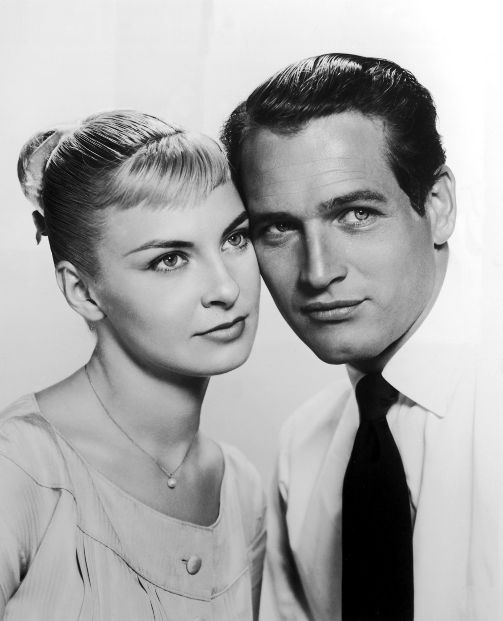 Paul newman annex for Paul newman joanne woodward love story