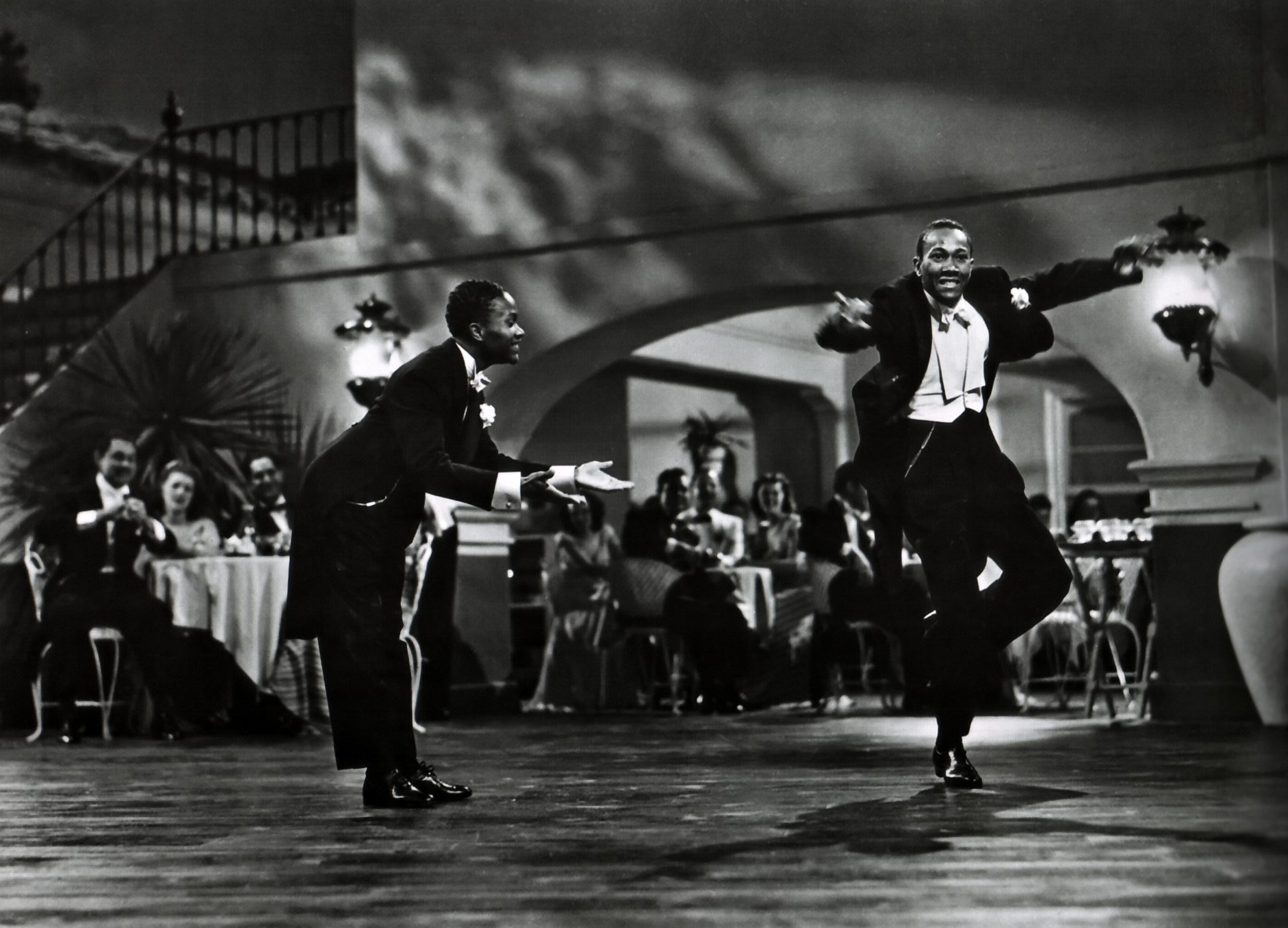 the nicholas brothers annex