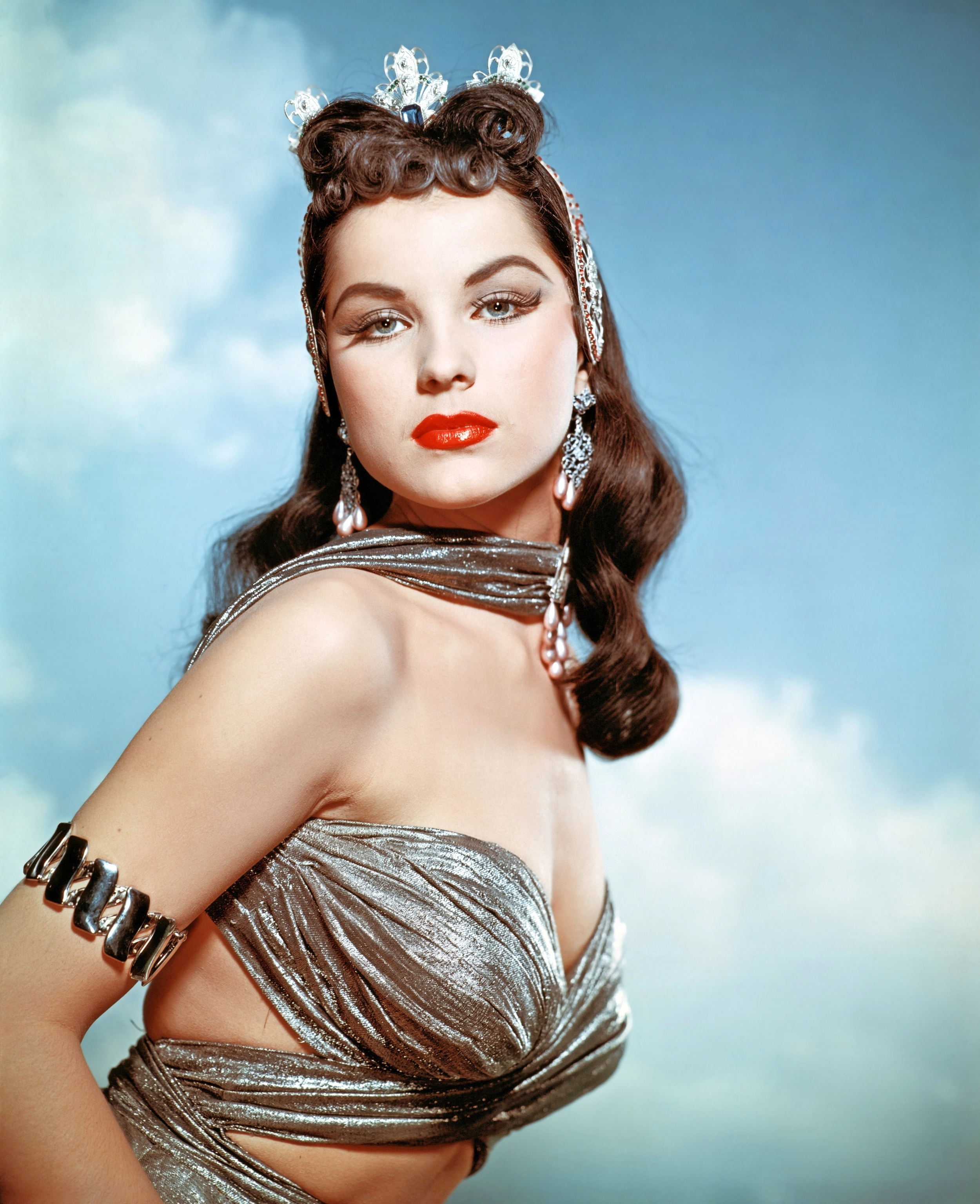 Watch Debra Paget video