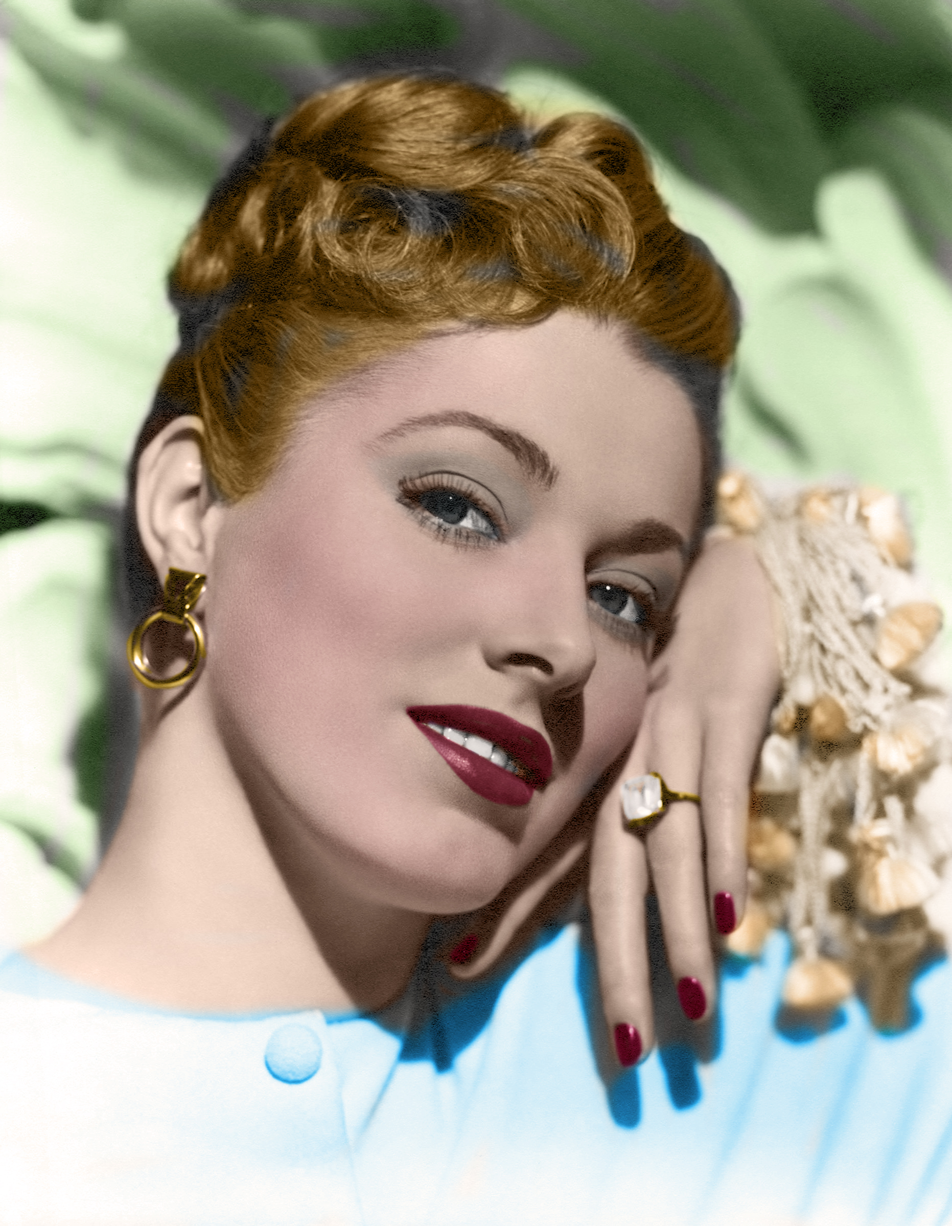eleanor parker biography